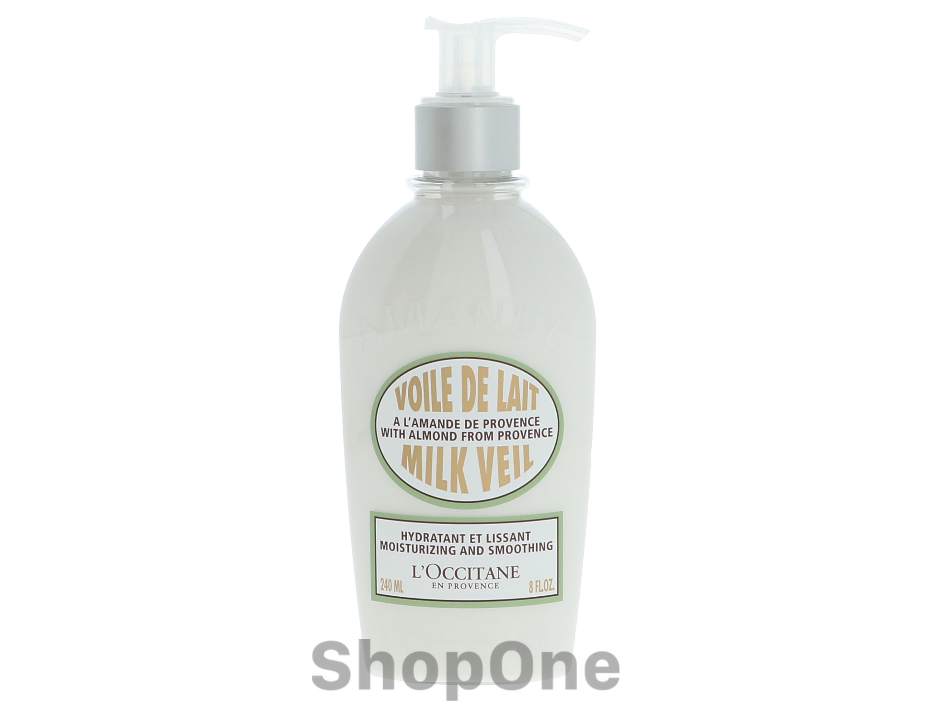 Image of   Almond Milk Veil 240 ml fra LOccitane