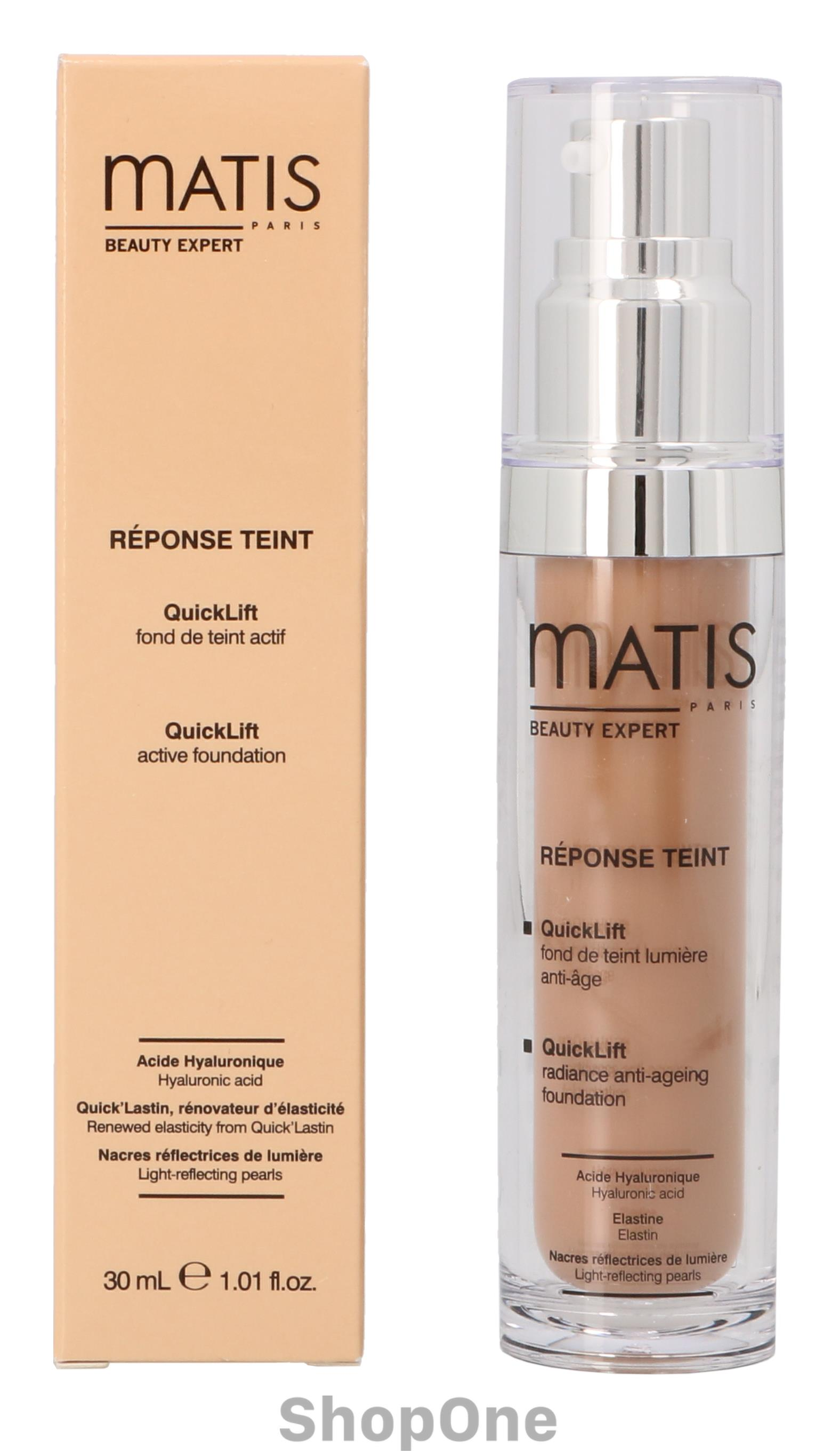 Image of   Reponse Teint Quicklift Anti Age Foundation 30 ml fra Matis