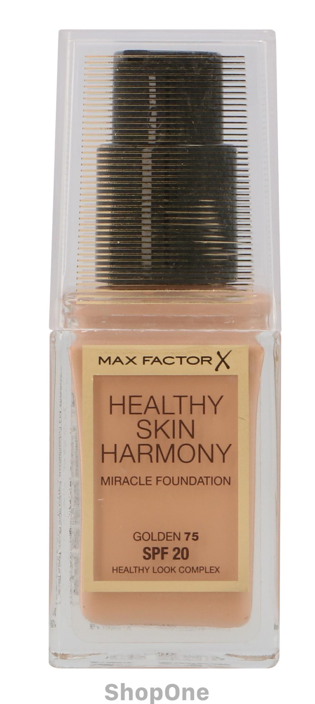 Image of   Healthy Skin Harmony Miracle Foundation 30 ml fra Max Factor