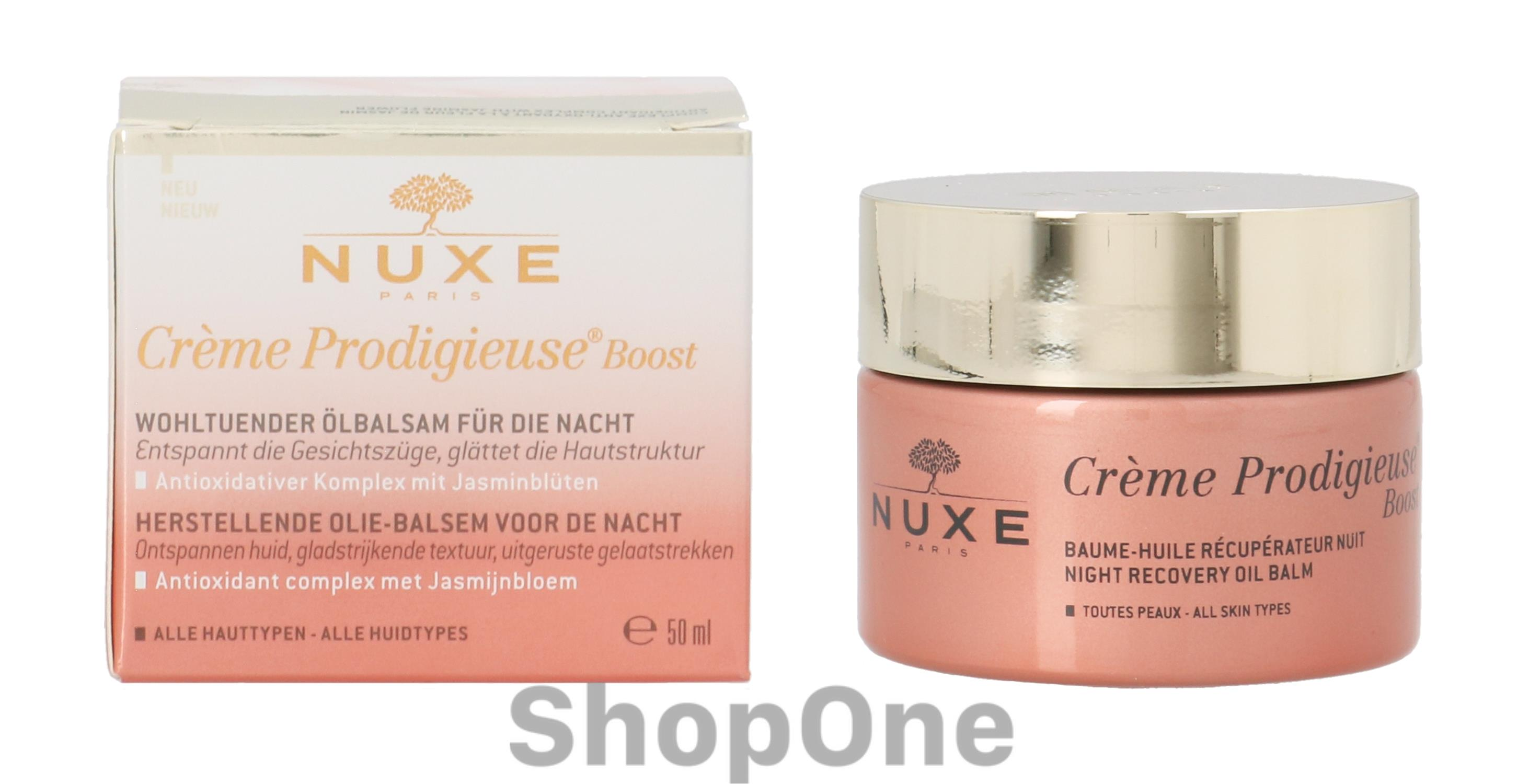 Image of   Creme Prodigieuse Boost Night Balm 50 ml fra Nuxe