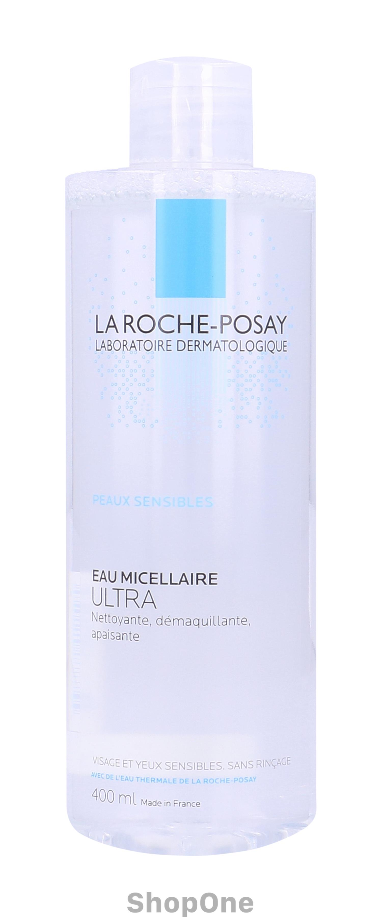 Image of   Physiological Micellar Solution 400 ml fra La Roche