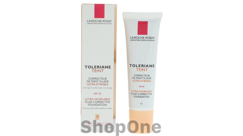 Image of   Toleriane Teint Fluid Corrective Found. 30 ml fra La Roche