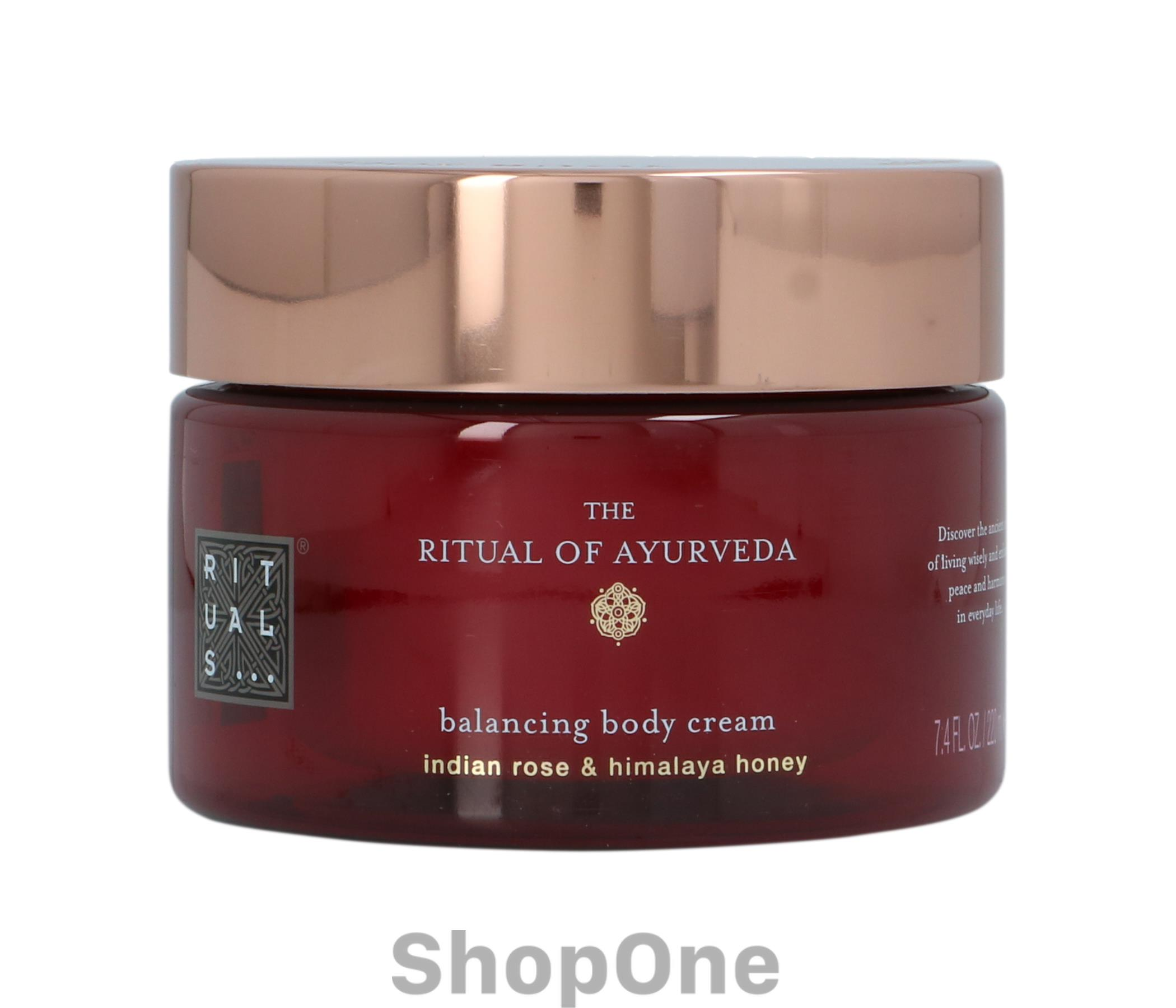 Image of   Ayurveda Body Cream 220 ml fra Rituals