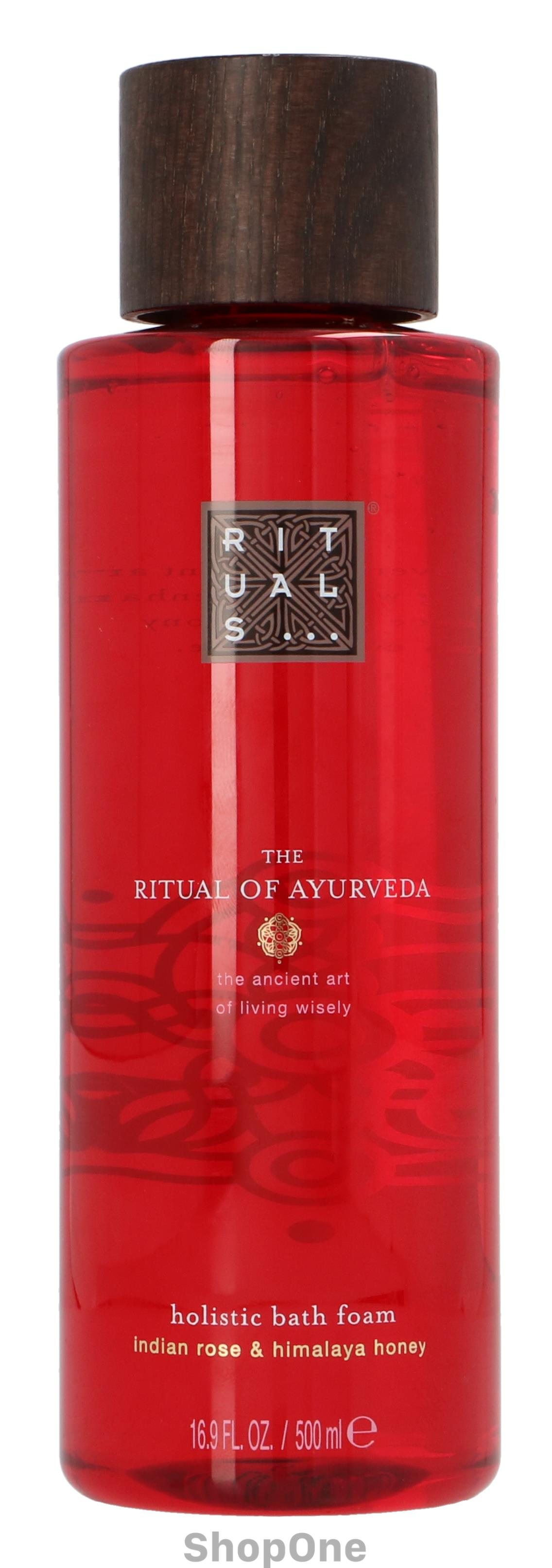 Image of   Ayurveda Holistic Bath Foam 500 ml fra Rituals