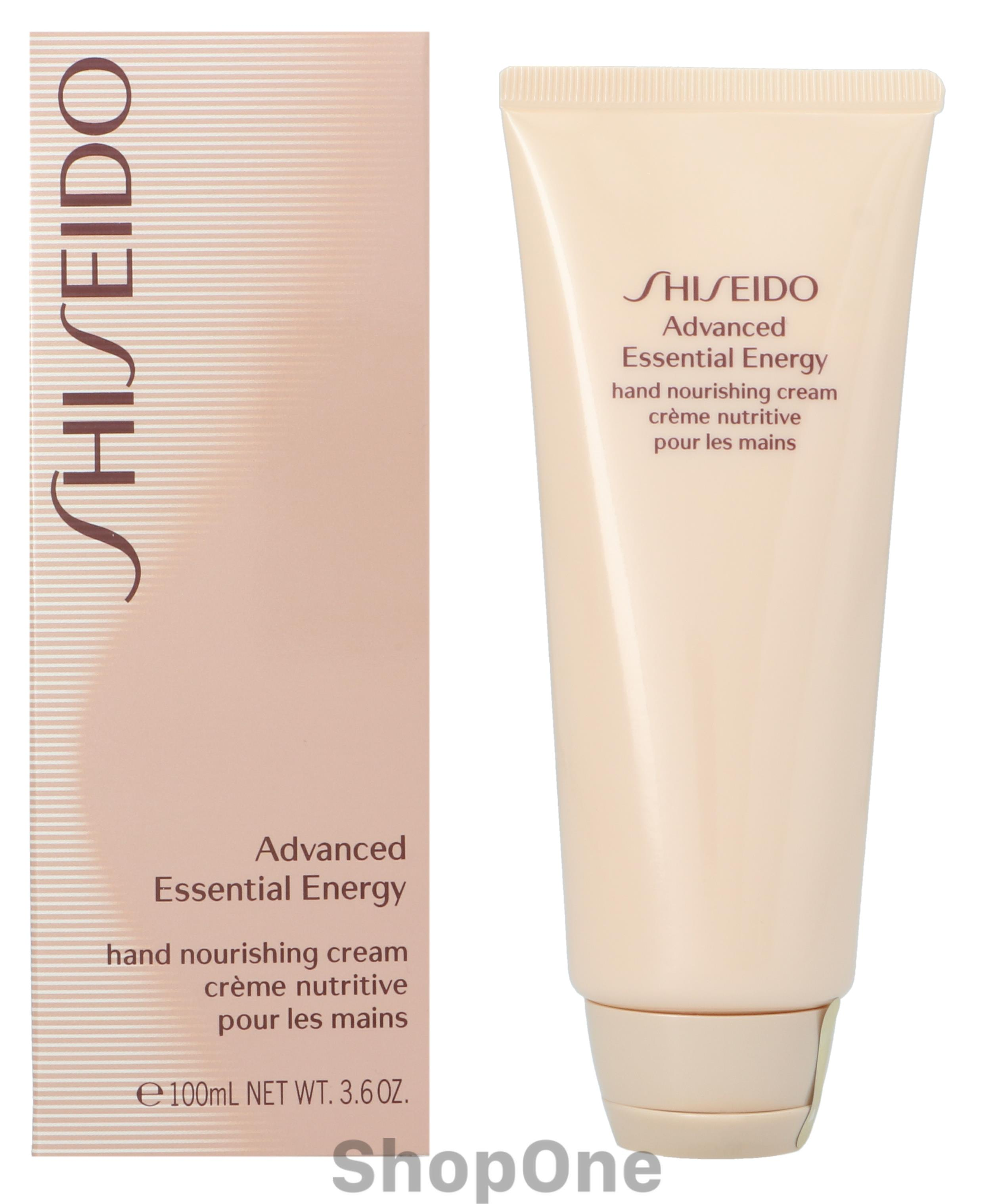Image of   Adv Essentia Energy Hand Nourishing Cream 100 gr fra Shiseido