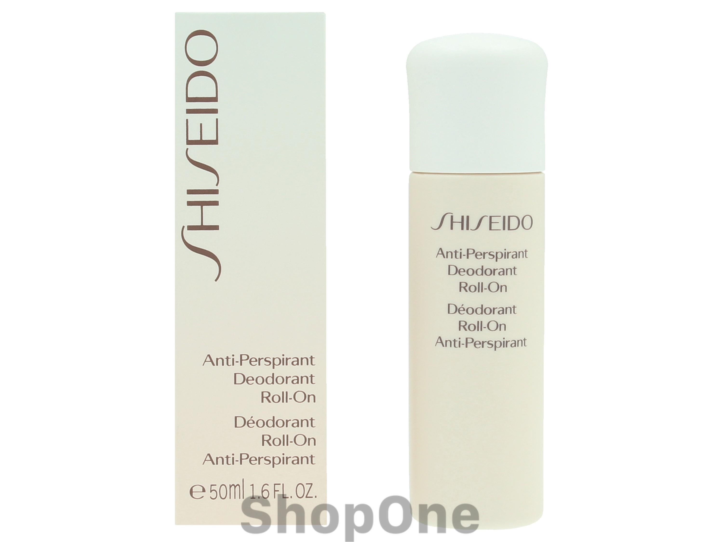 Image of   Anti-Perspirant Deodorant Roll-On 50 ml fra Shiseido