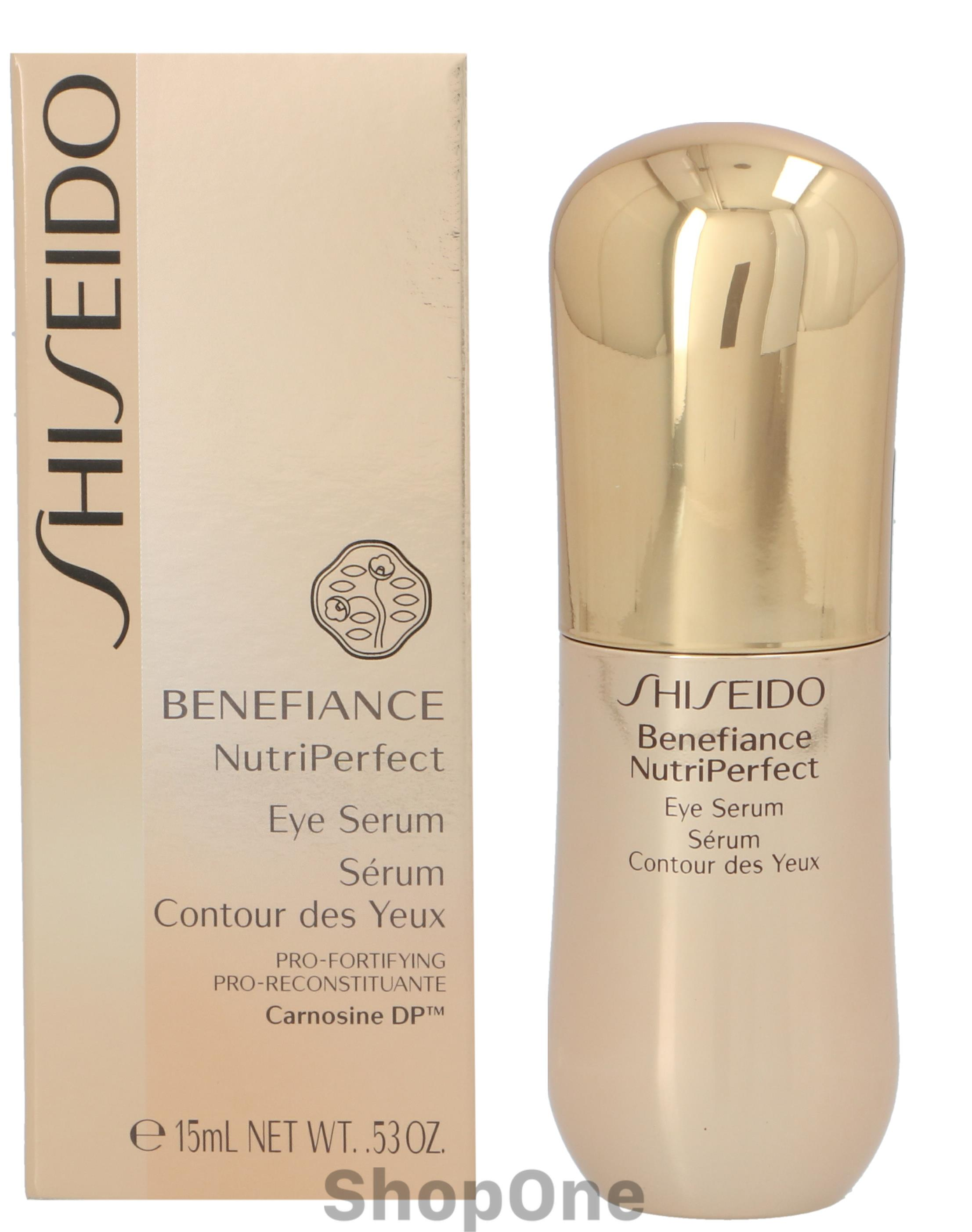 Image of   Benefiance Nutriperfect Eye Serum 15 ml fra Shiseido