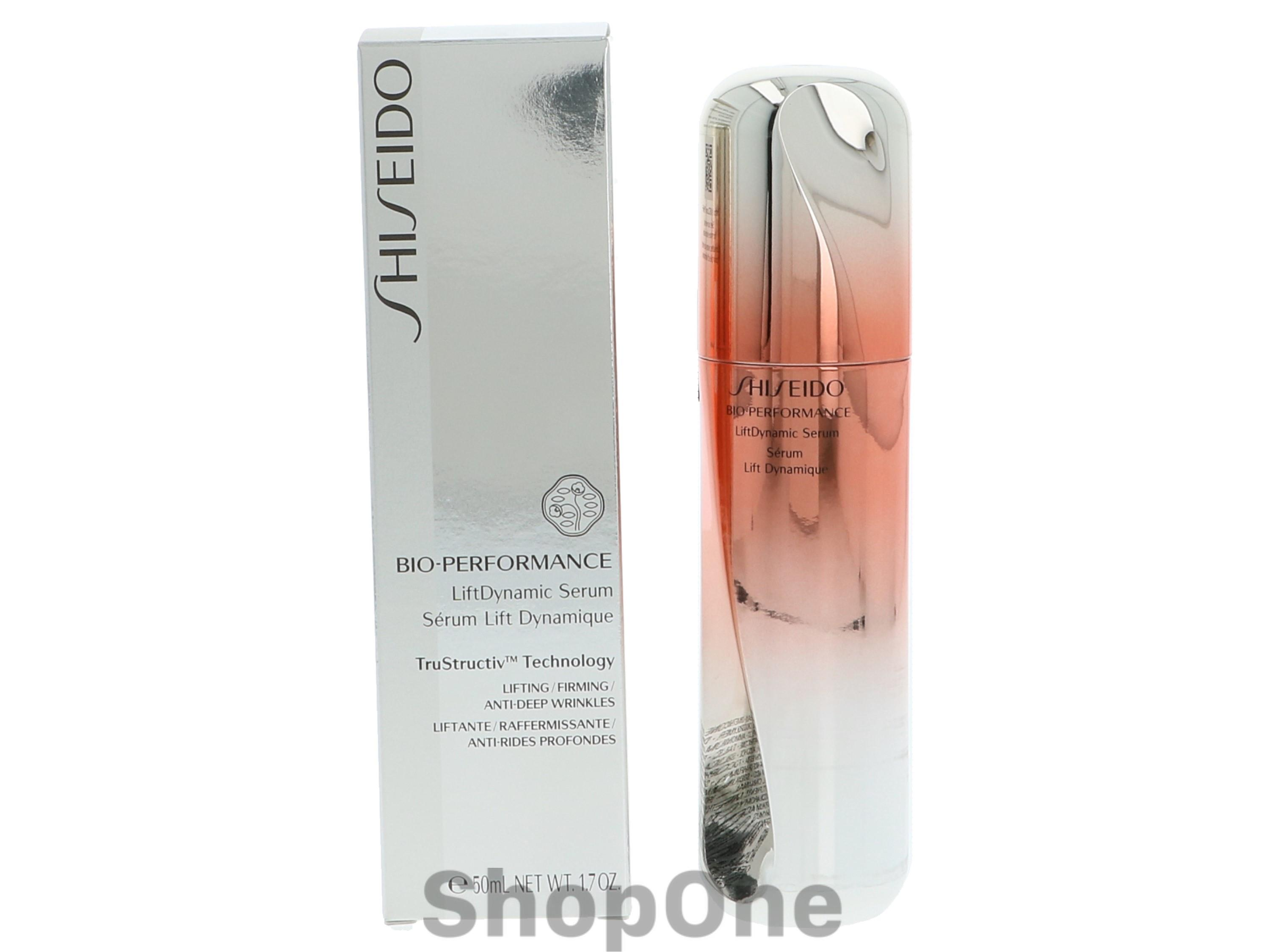 Image of   Bio-Performance LiftDynamic Serum 50 ml fra Shiseido