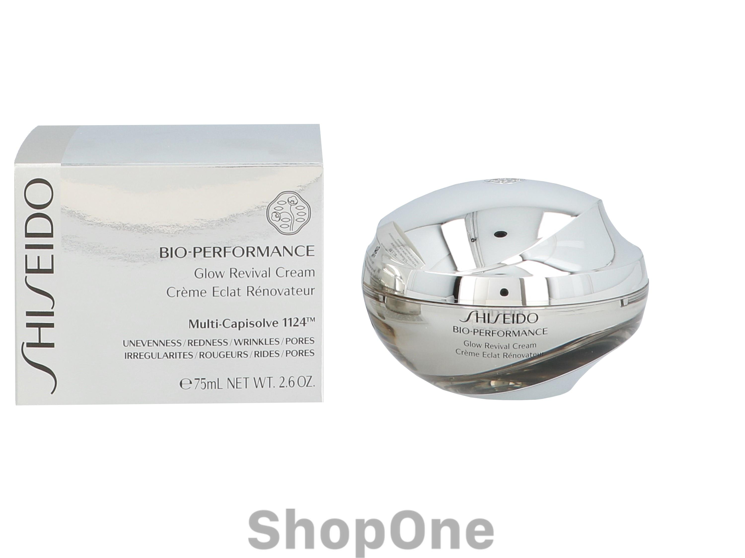 Image of   Bio-Performance Glow Revival Cream 75 ml fra Shiseido