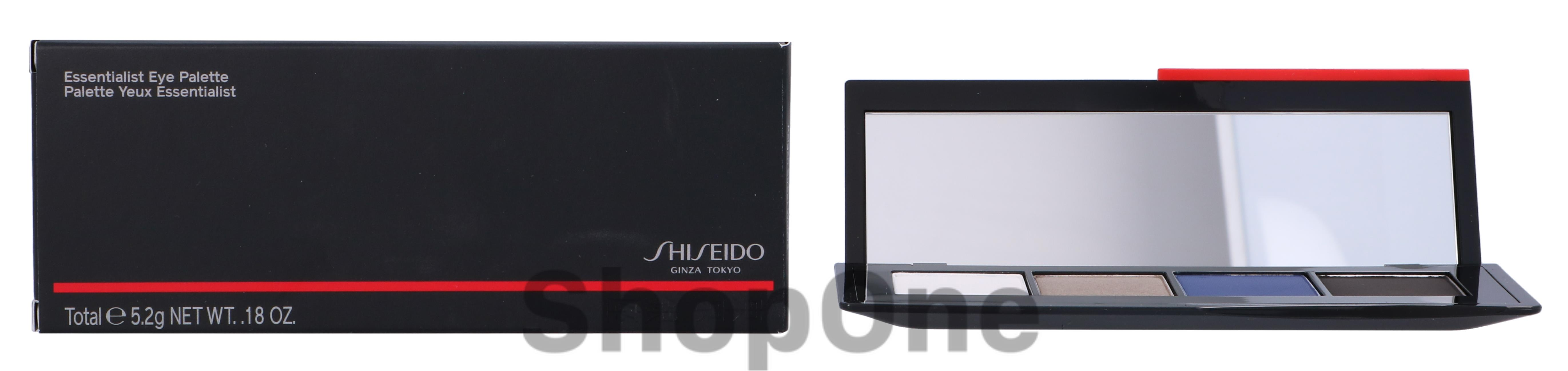 Image of   Essentialist Eye Pallet 5 gr fra Shiseido