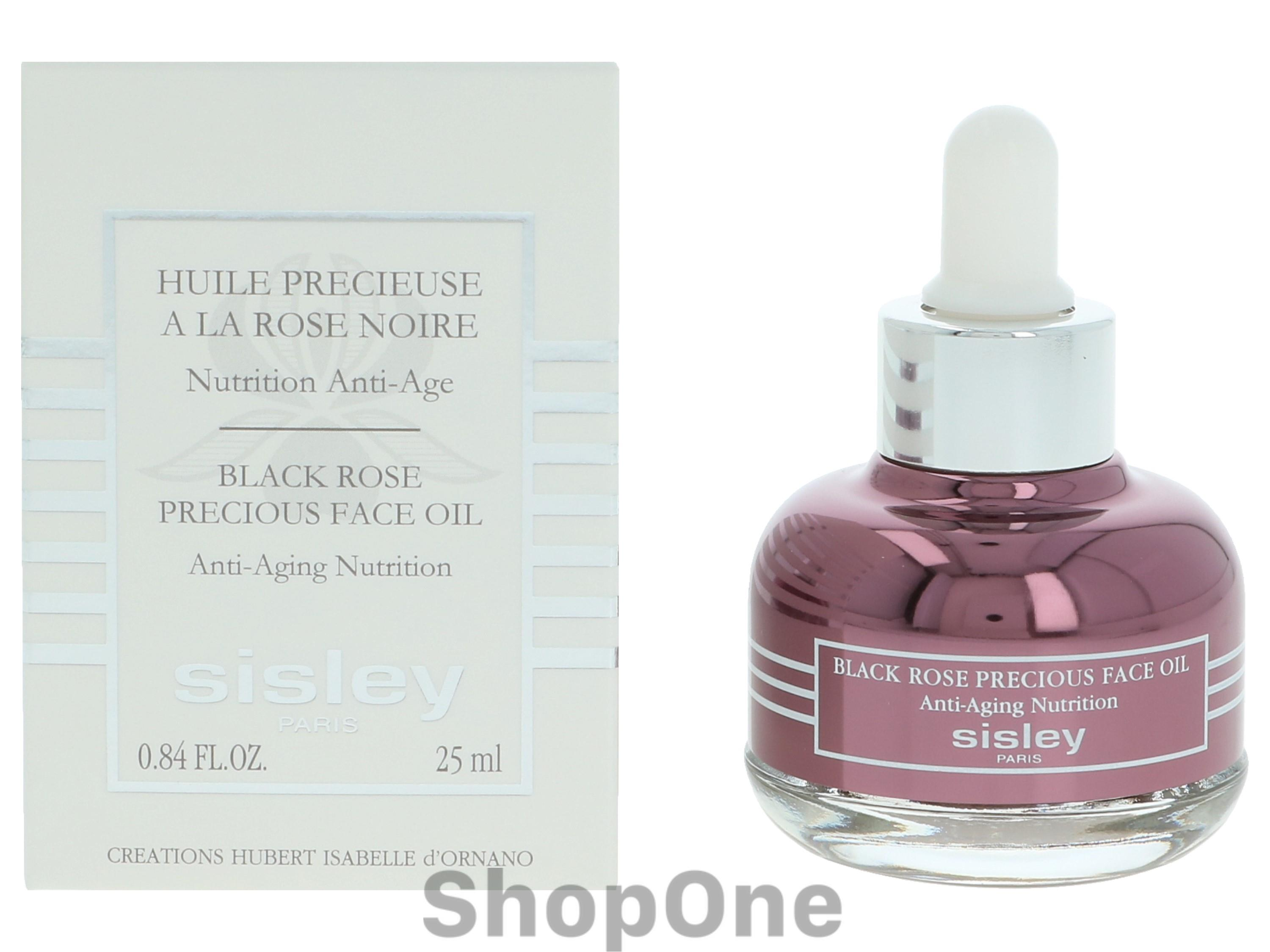 Image of   Black Rose Precious Face Oil 25 ml fra Sisley