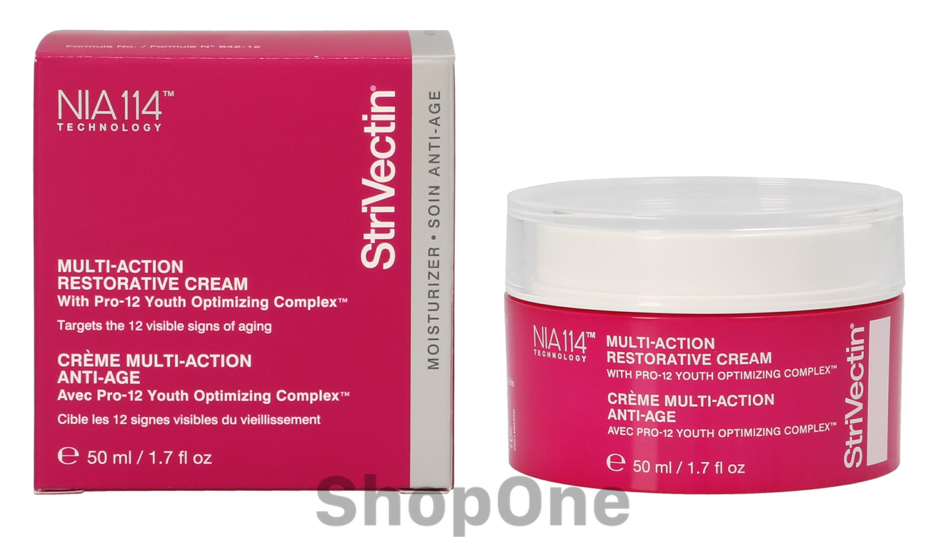 Image of   Multi-Action Restorative Cream 50 ml fra StriVectin