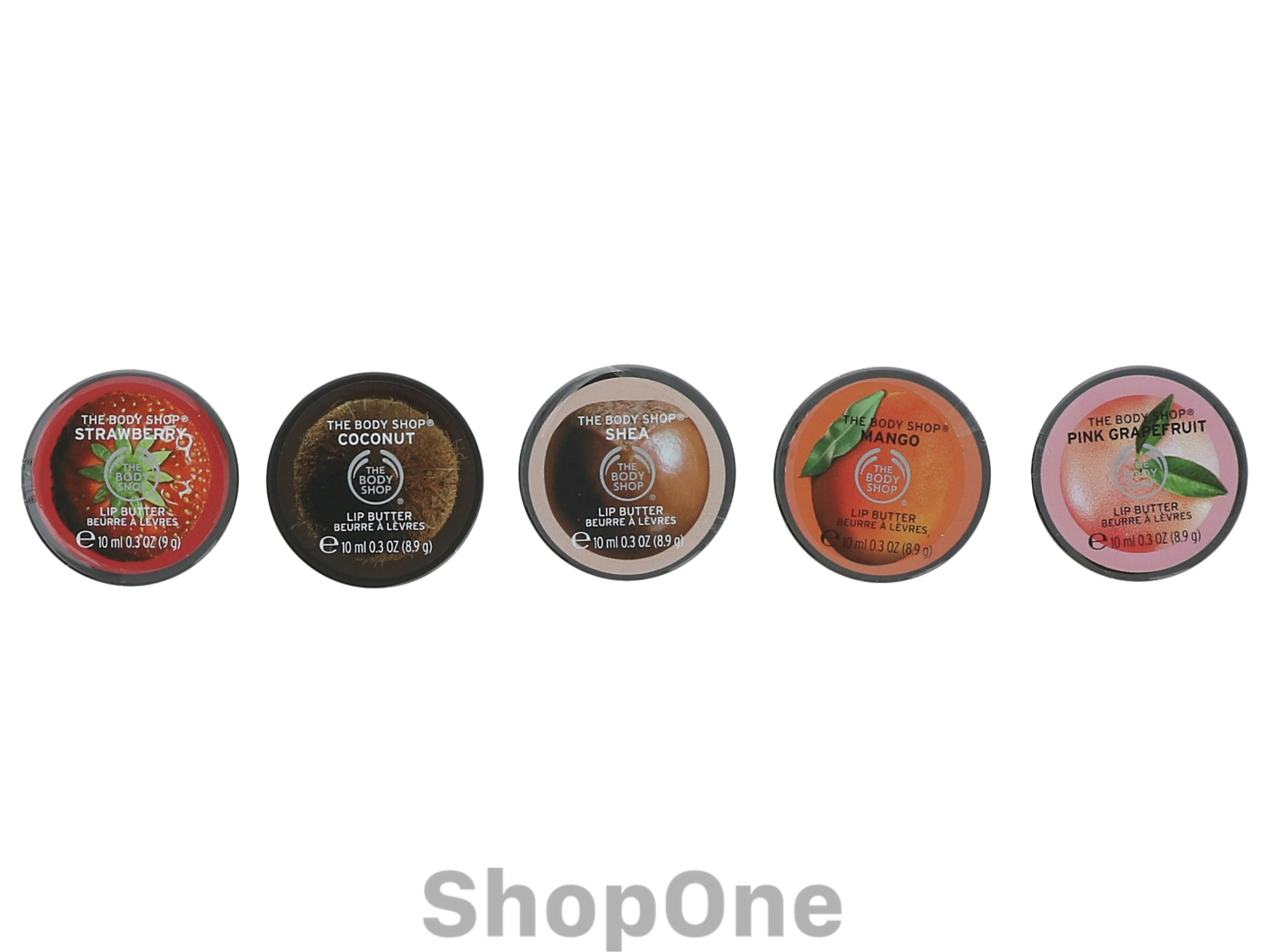 Image of   G3 Gtr Lip Butters 50 ml fra The Body Shop
