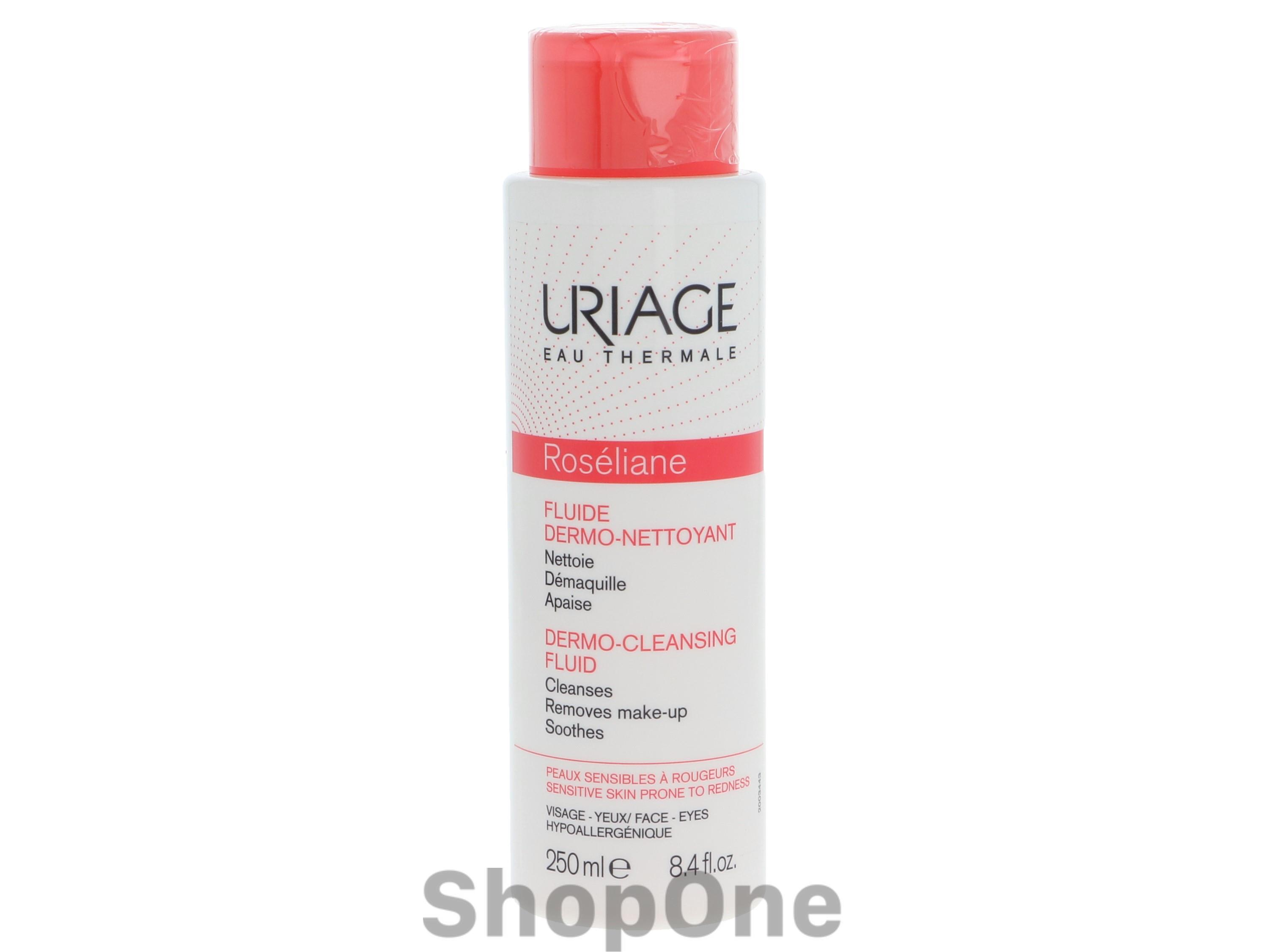 Image of   Roseliane Fluide Nettoyant Cleansing Lotion 250 ml fra Uriage