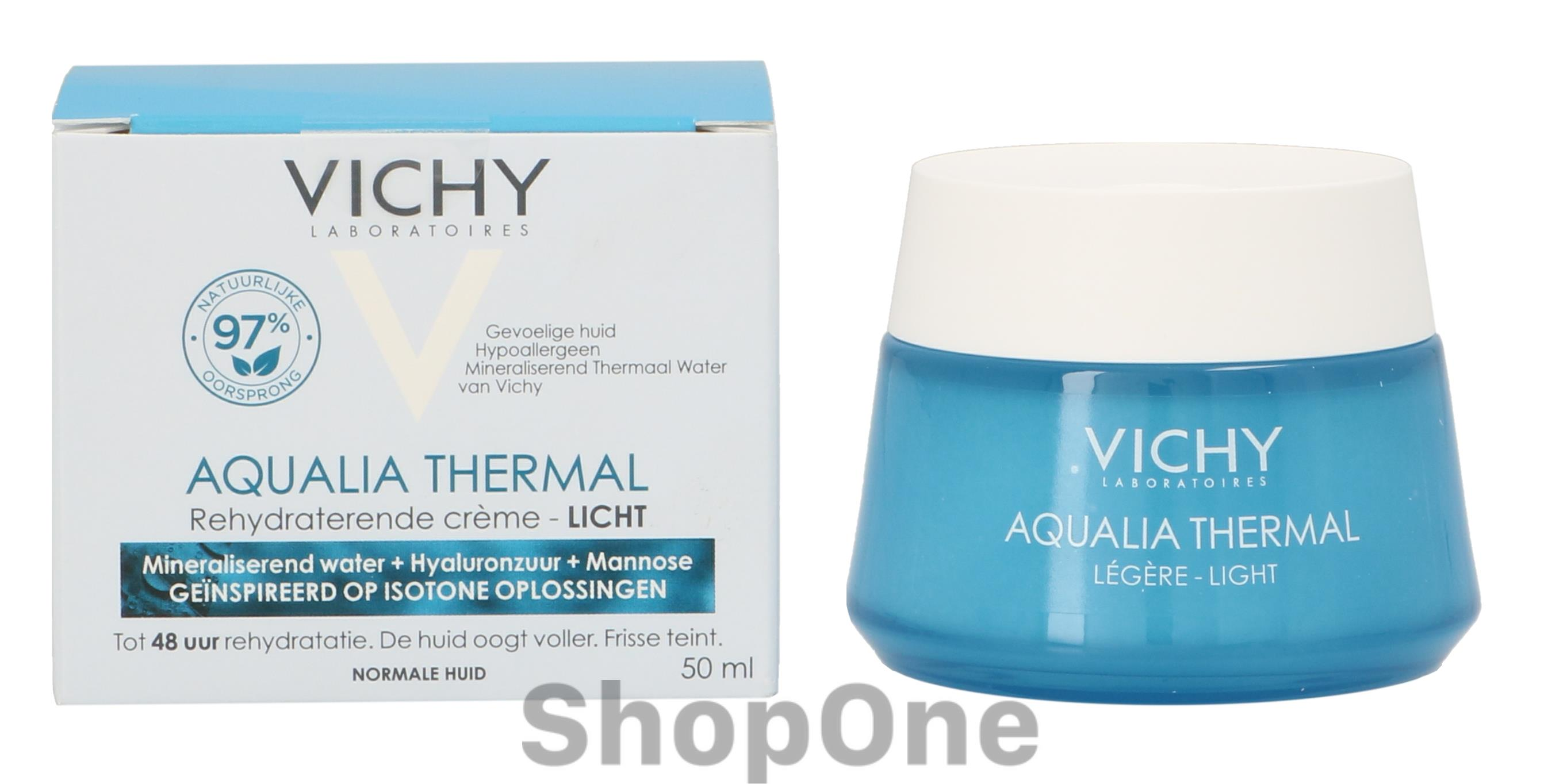 Image of   Aqualia Thermal Light 48-H Hydration 50 ml fra Vichy