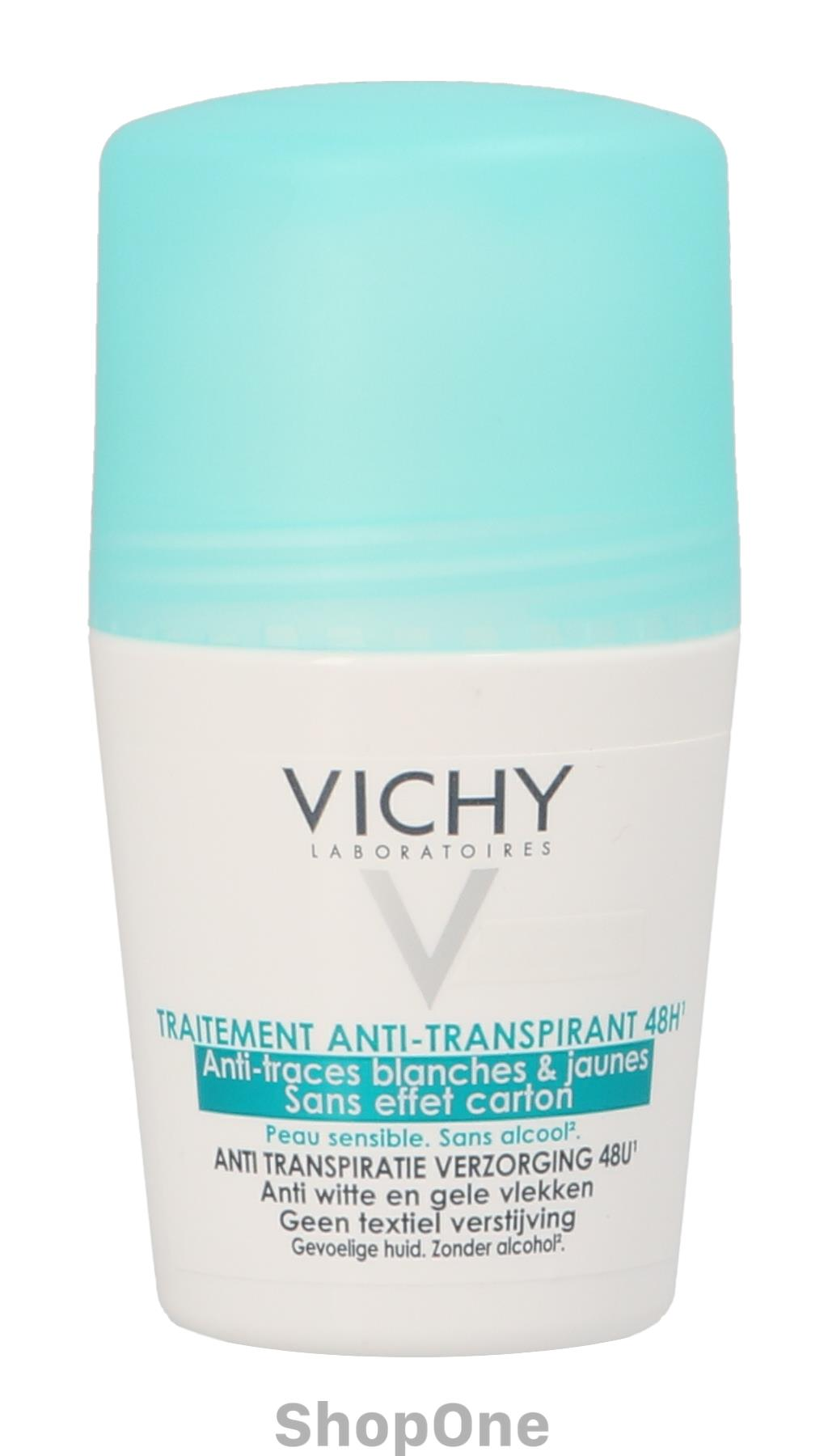 Image of   48Hr Anti-Perspirant Roll-On 50 ml fra Vichy