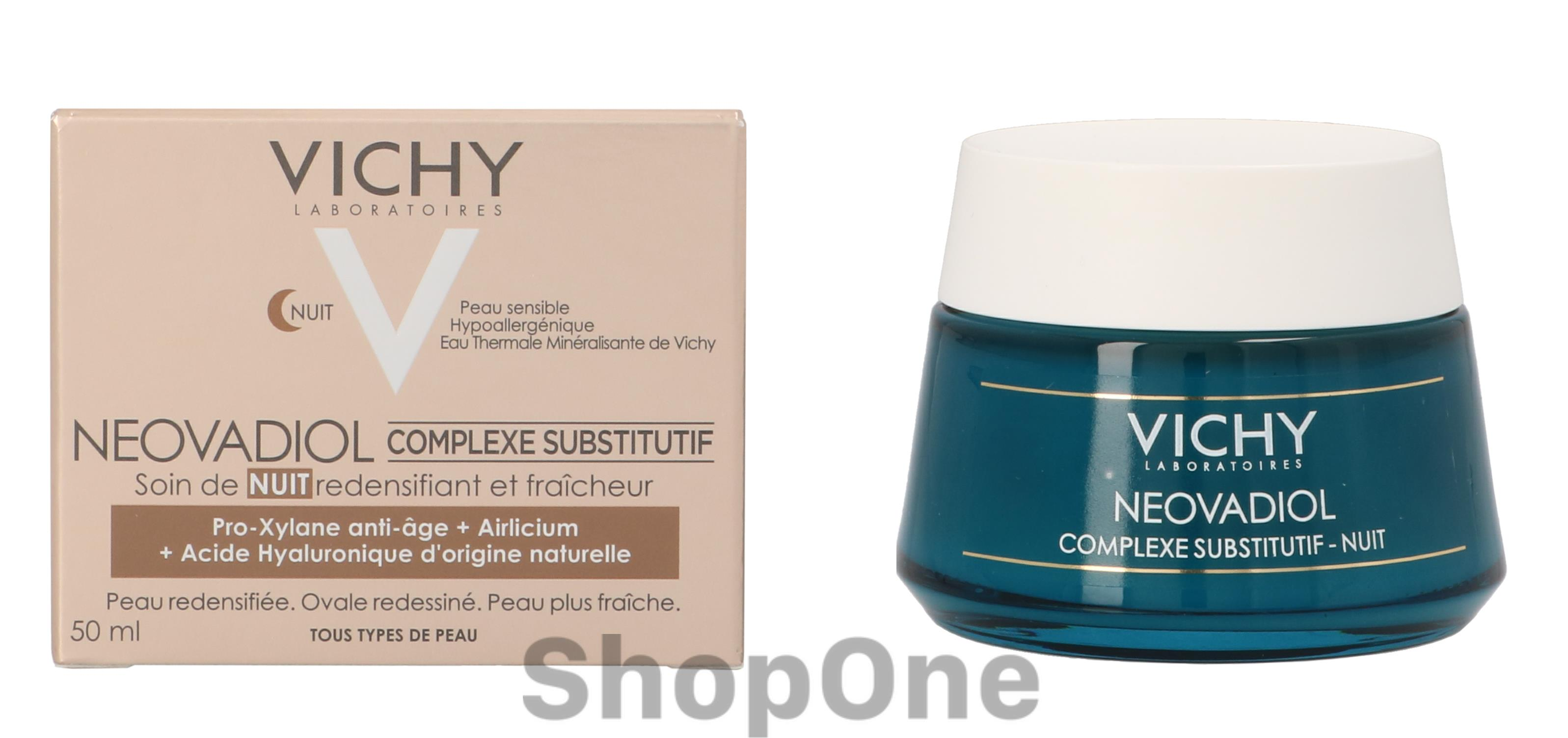 Image of   Neovadiol Night Compensating Complex 50 ml fra Vichy