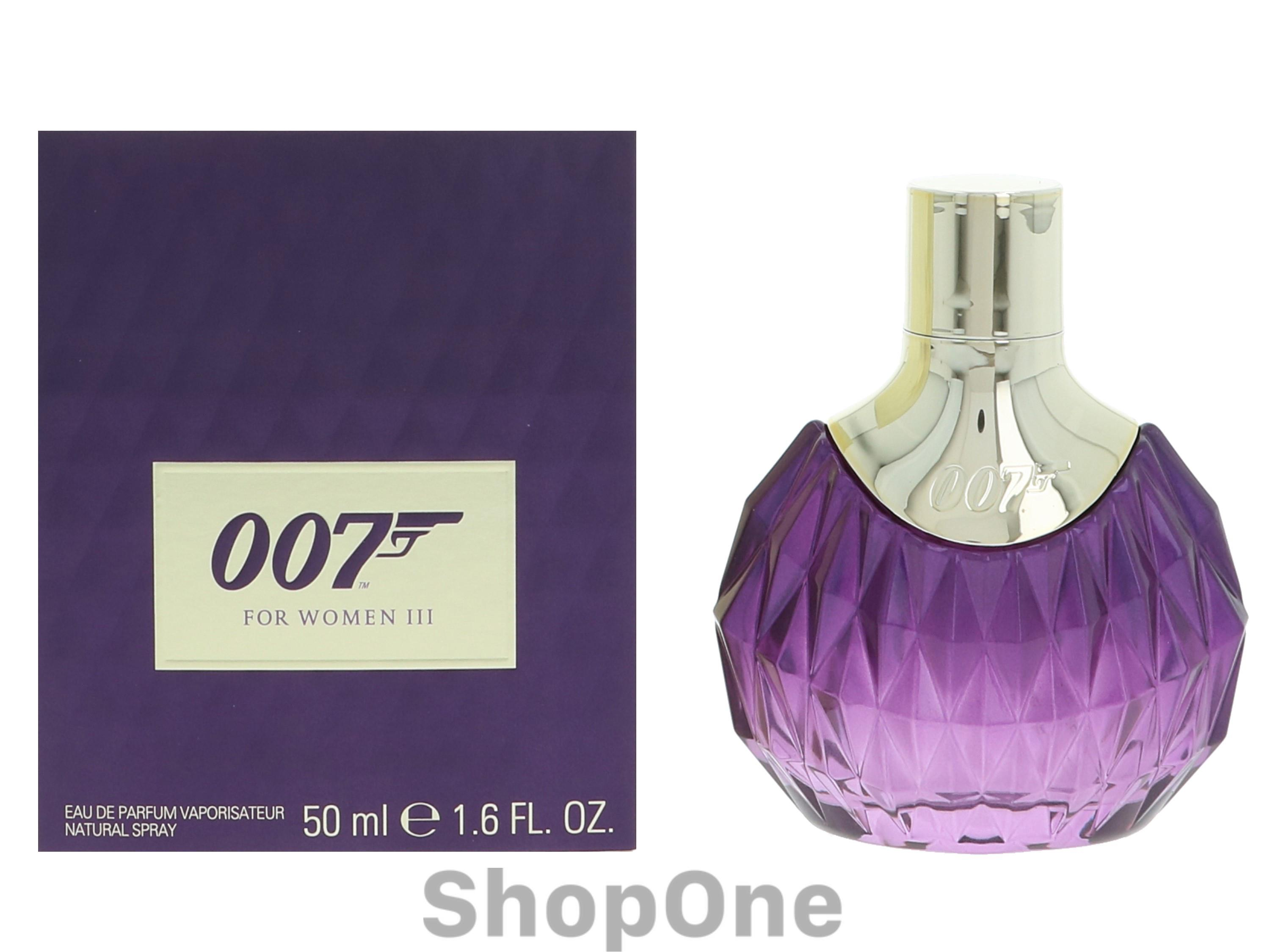 Image of   007 For Women III Edp Spray 50 ml fra James Bond