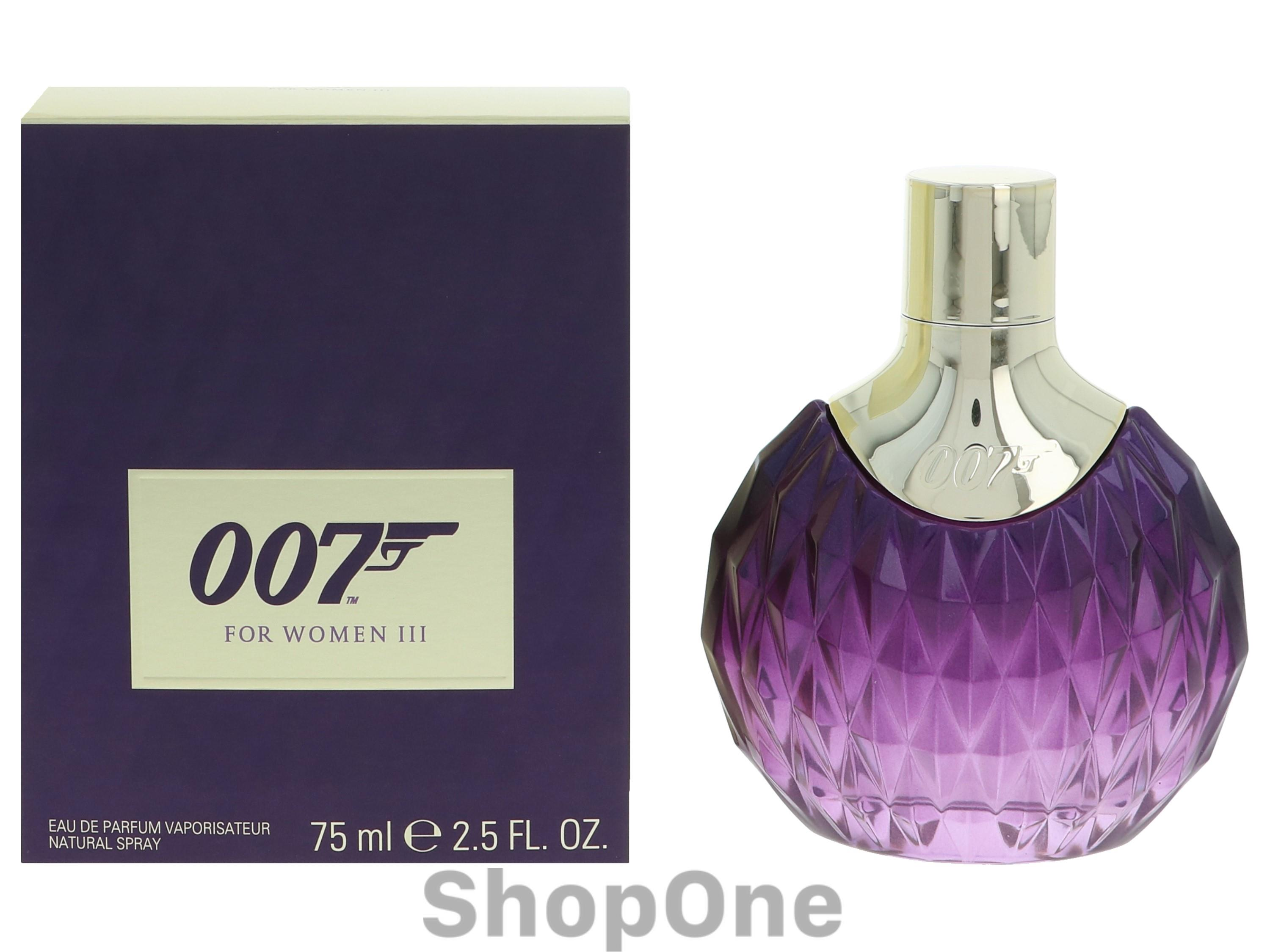Image of   007 For Women III Edp Spray 75 ml fra James Bond