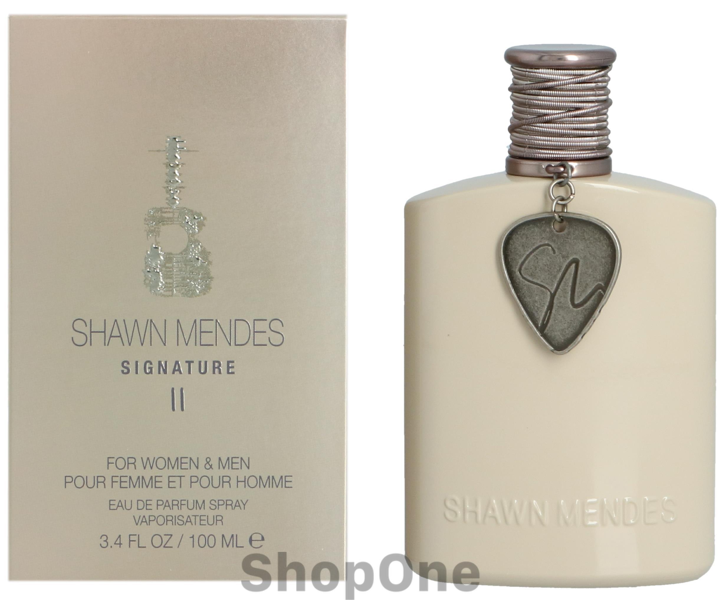 Signature II Edp Spray 100 ml fra Shawn Mendes - Damesgeuren Shawn Mendes Signature II Edp Spray 100 ml. Fra Shawn Mendes.