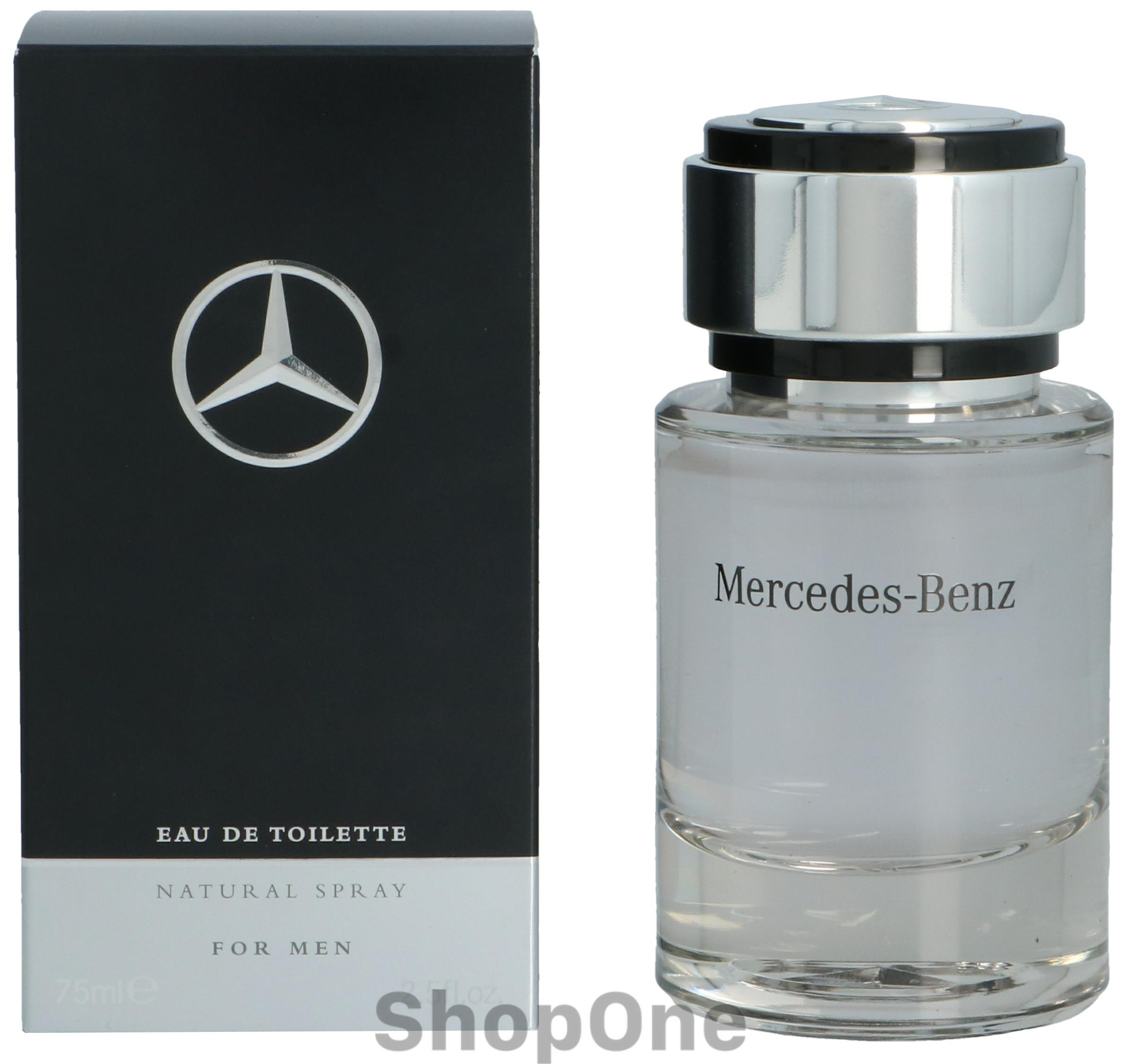 Image of   Benz For Men Edt Spray 75 ml fra Mercedes