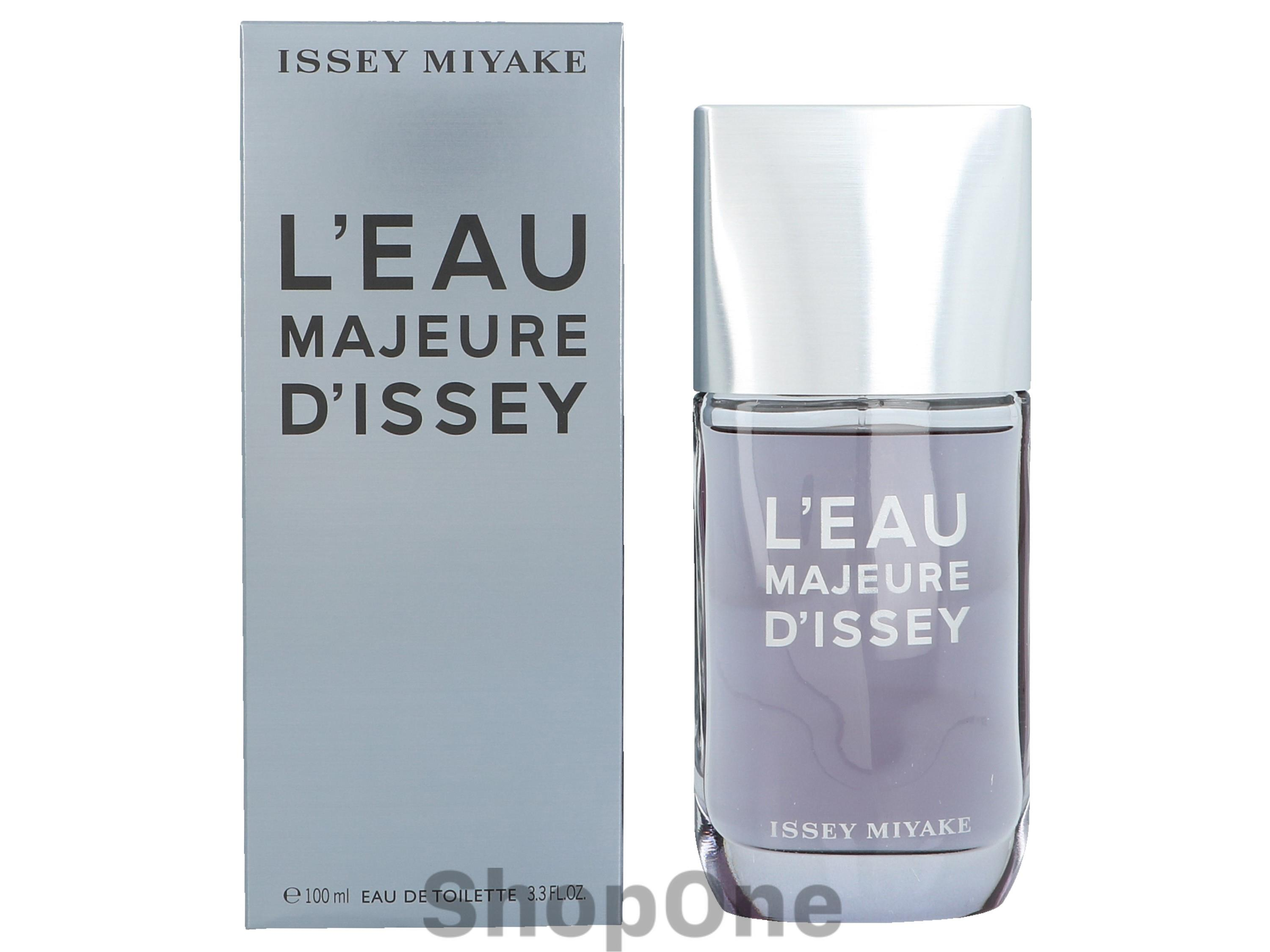 LEau Majeure DIssey Edt Spray 100 ml fra Issey Miyake - Herengeuren Issey Miyake LEau Majeure DIssey Edt Spray 100 ml. Fra Issey Miyake.