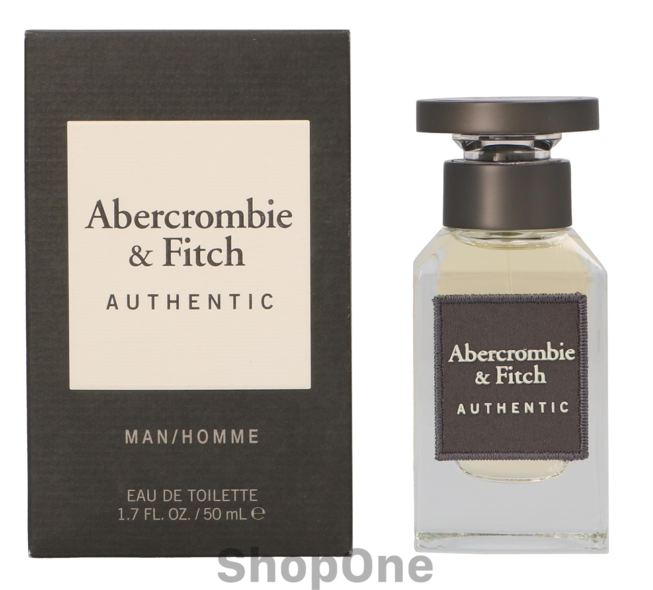 Image of   Authentic Men Edt Spray 50 ml fra Abercrombie Fitch