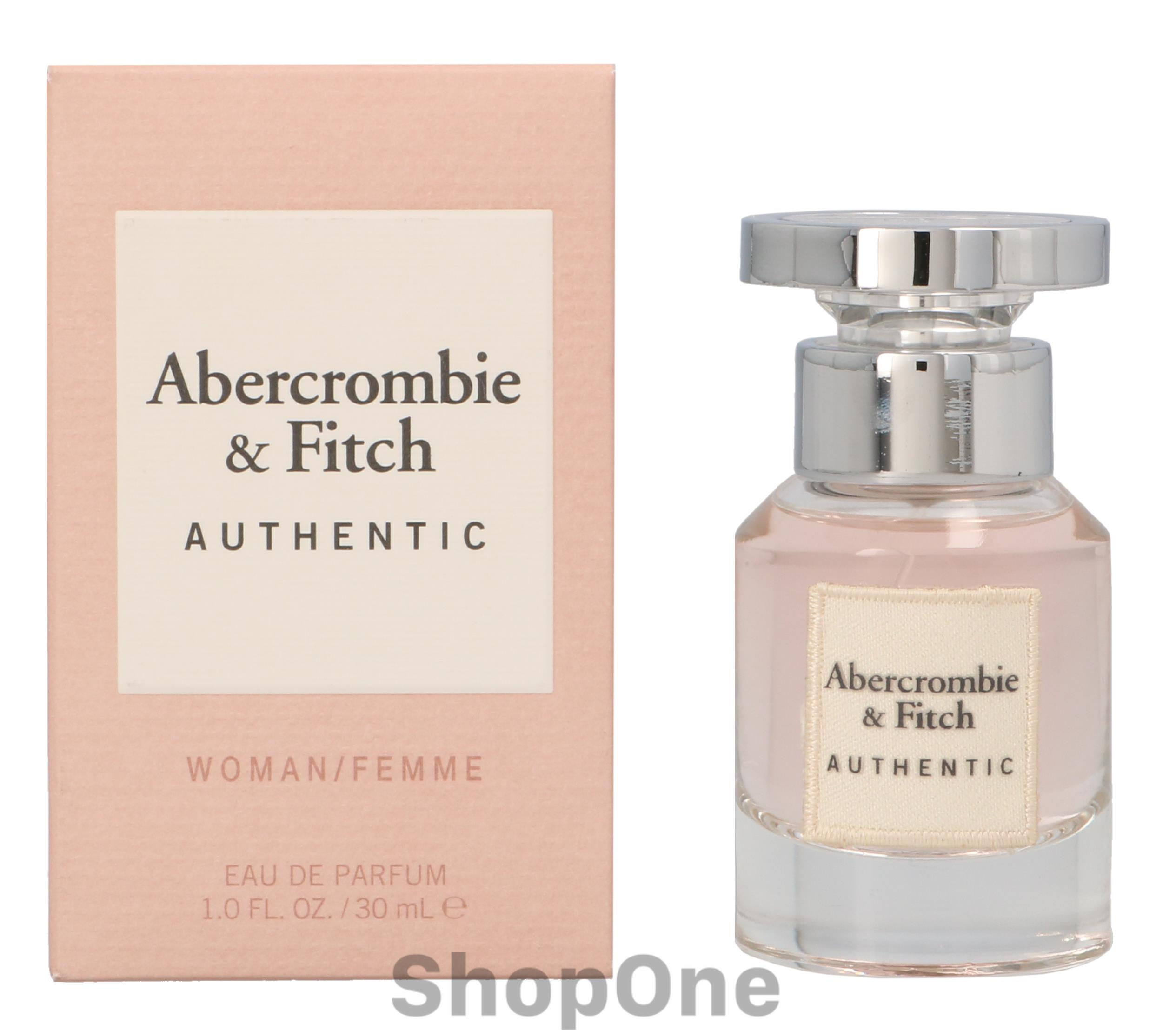 Image of   Authentic Women Edp Spray 30 ml fra Abercrombie Fitch