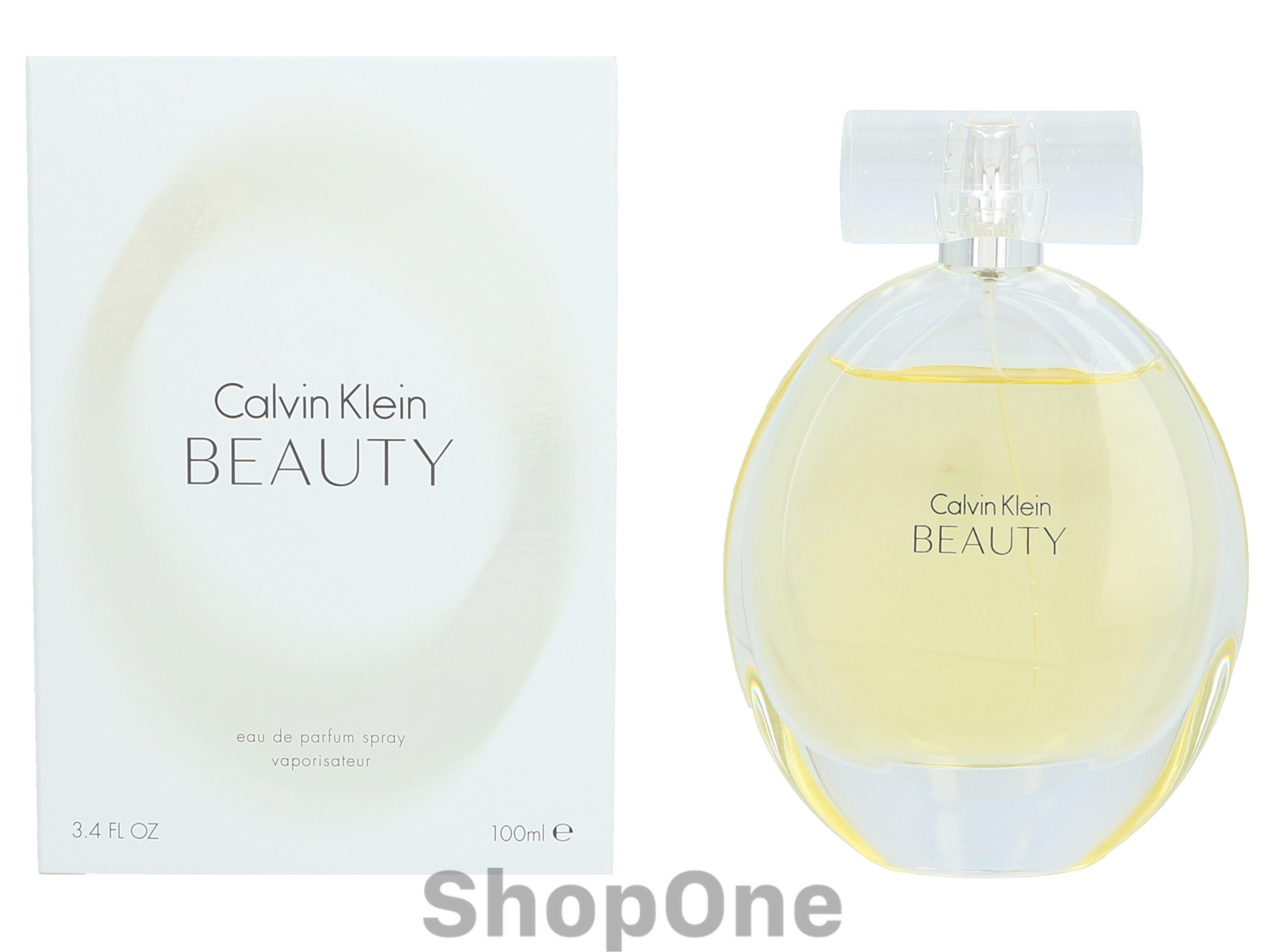 Image of   Beauty Edp Spray 100 ml fra Calvin Klein