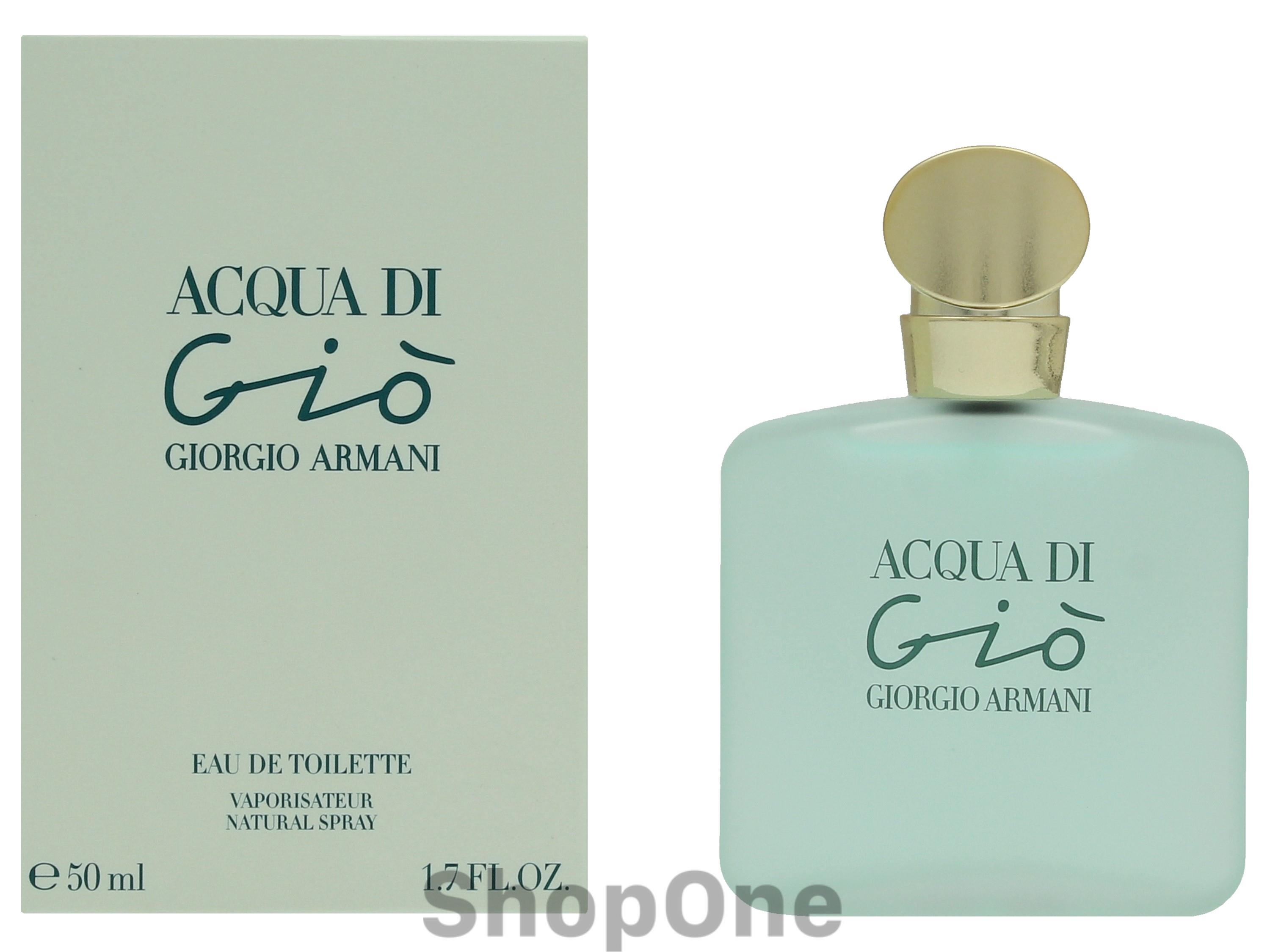 Image of   Acqua Di Gio Pour Femme Edt Spray 50 ml fra Armani