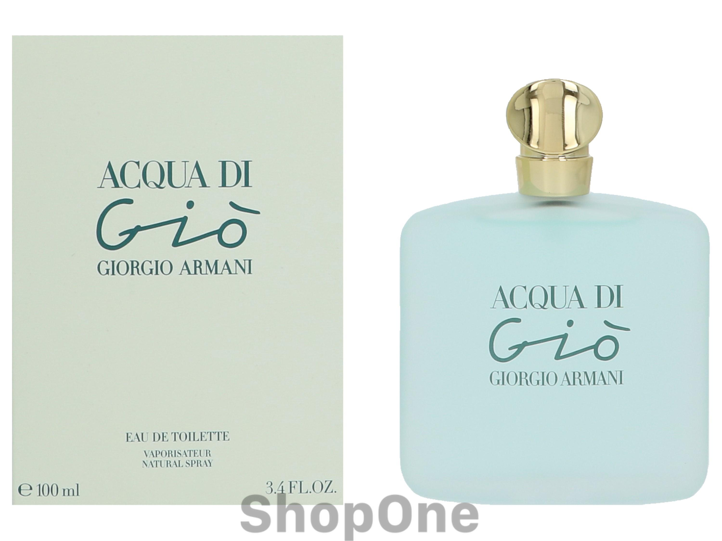 Image of   Acqua Di Gio Pour Femme Edt Spray 100 ml fra Armani