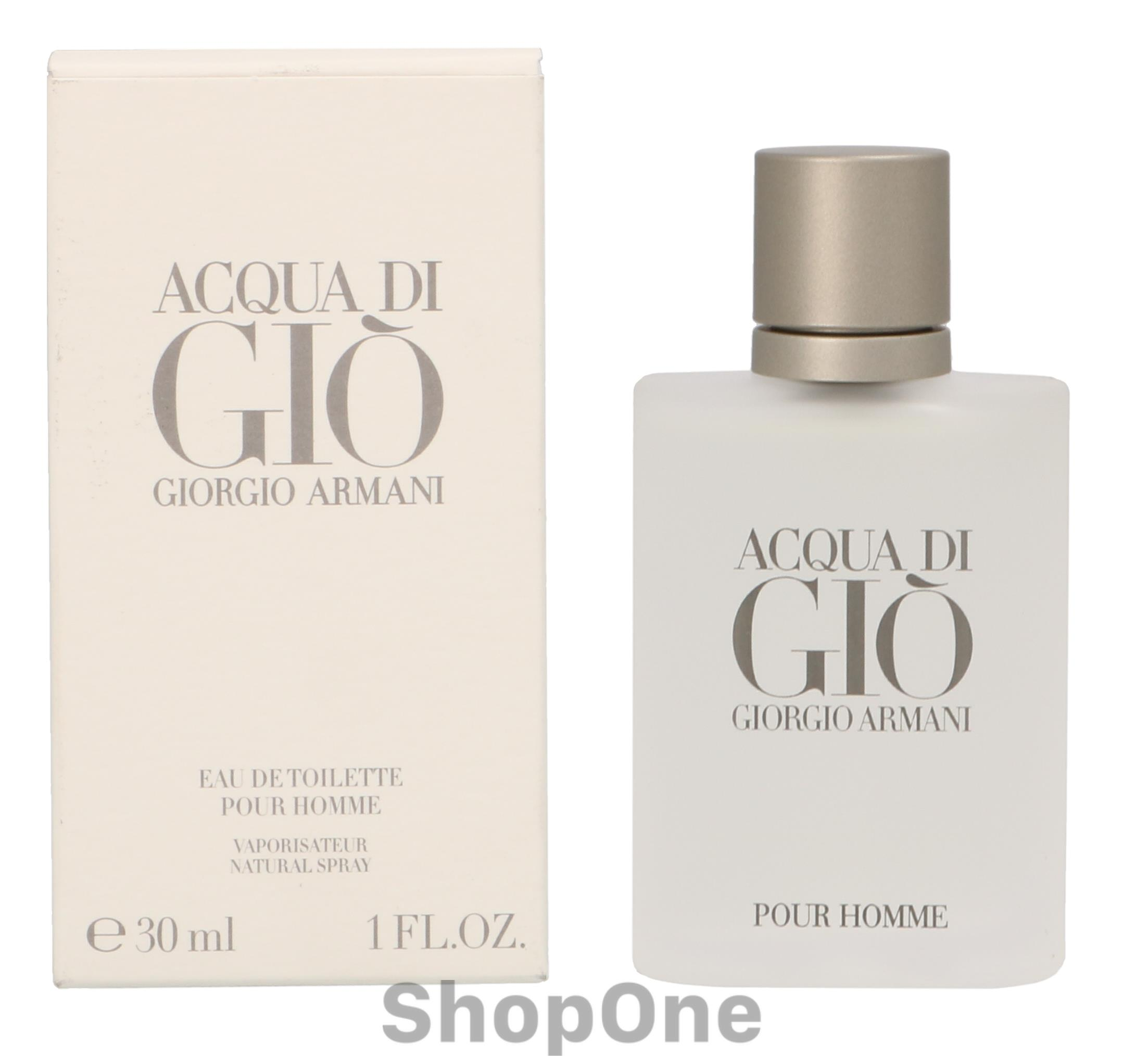 Image of   Acqua Di Gio Pour Homme Edt Spray 30 ml fra Armani