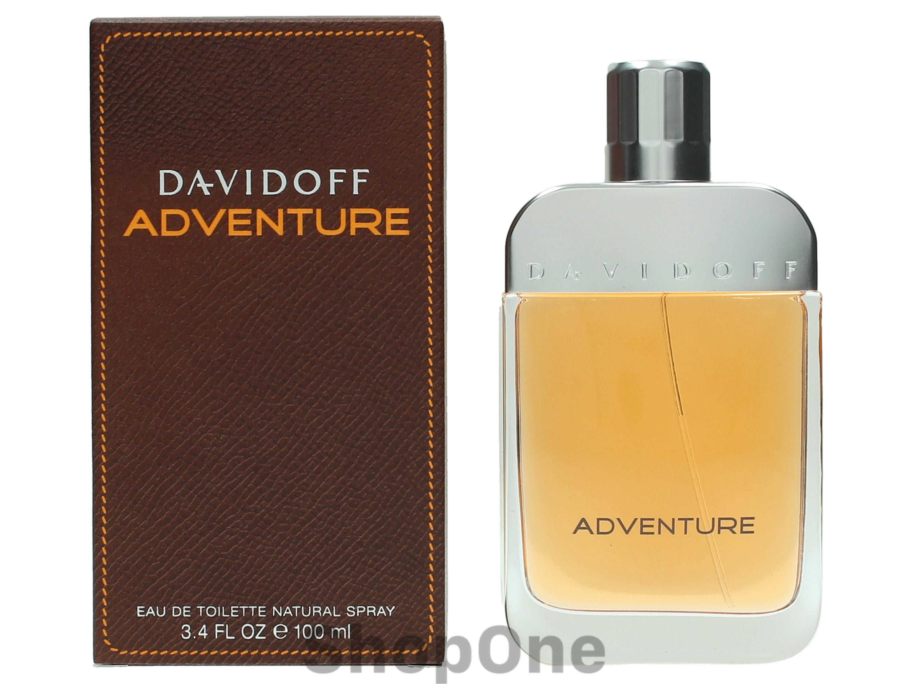 Image of   Adventure Edt Spray 100 ml fra Davidoff