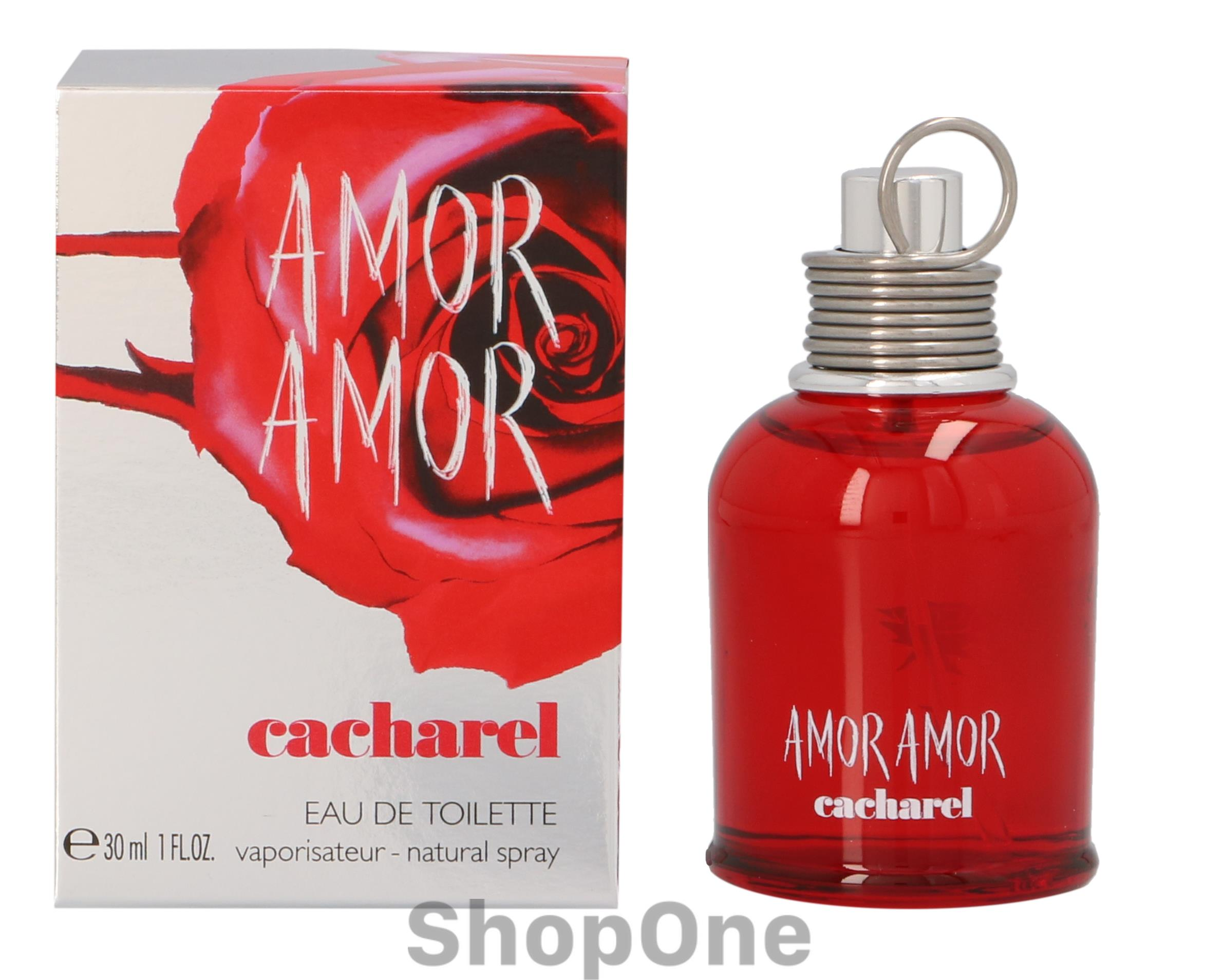Image of   Amor Amor Edt Spray 30 ml fra Cacharel