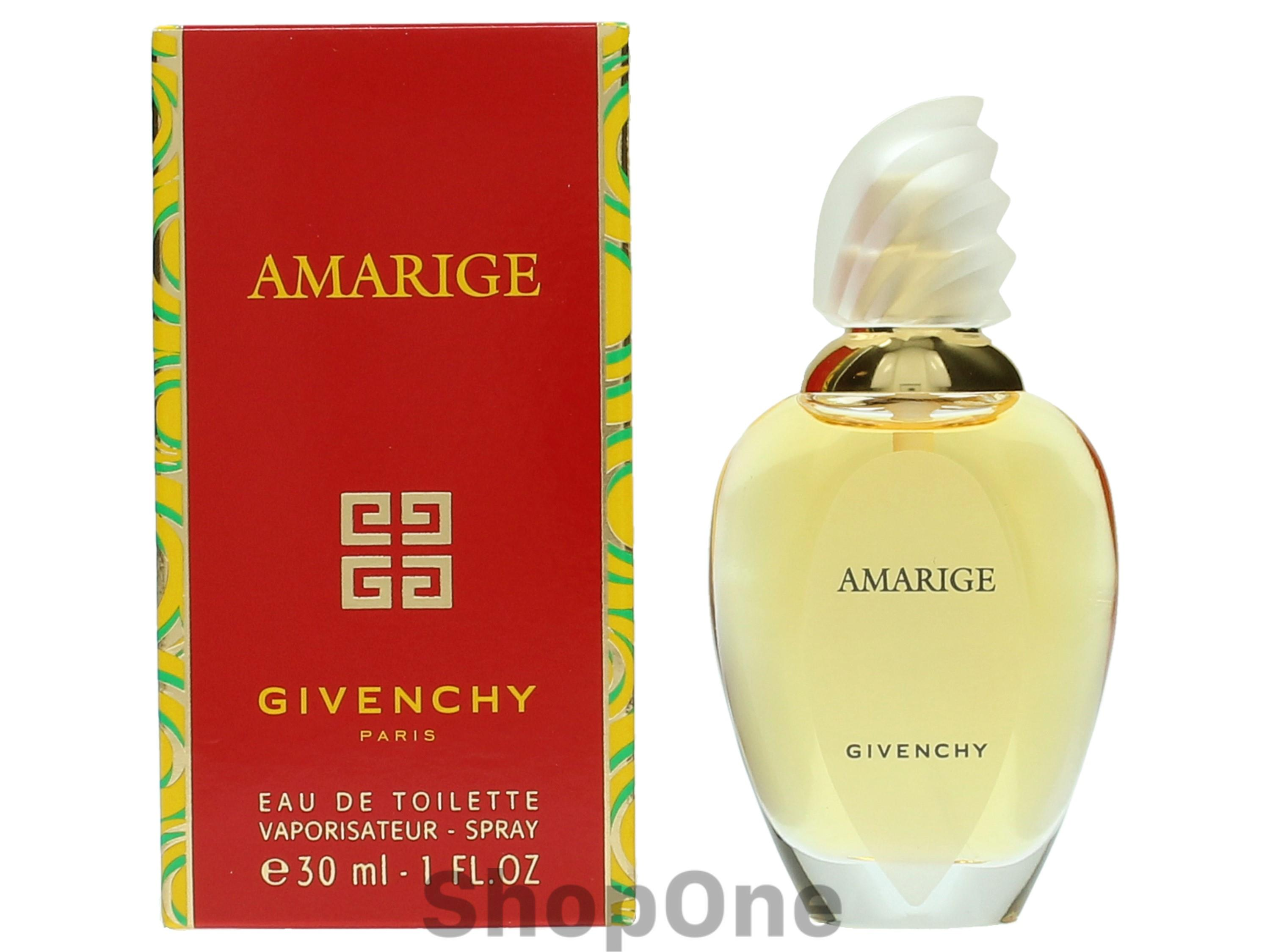 Image of   Amarige Edt Spray 30 ml fra Givenchy