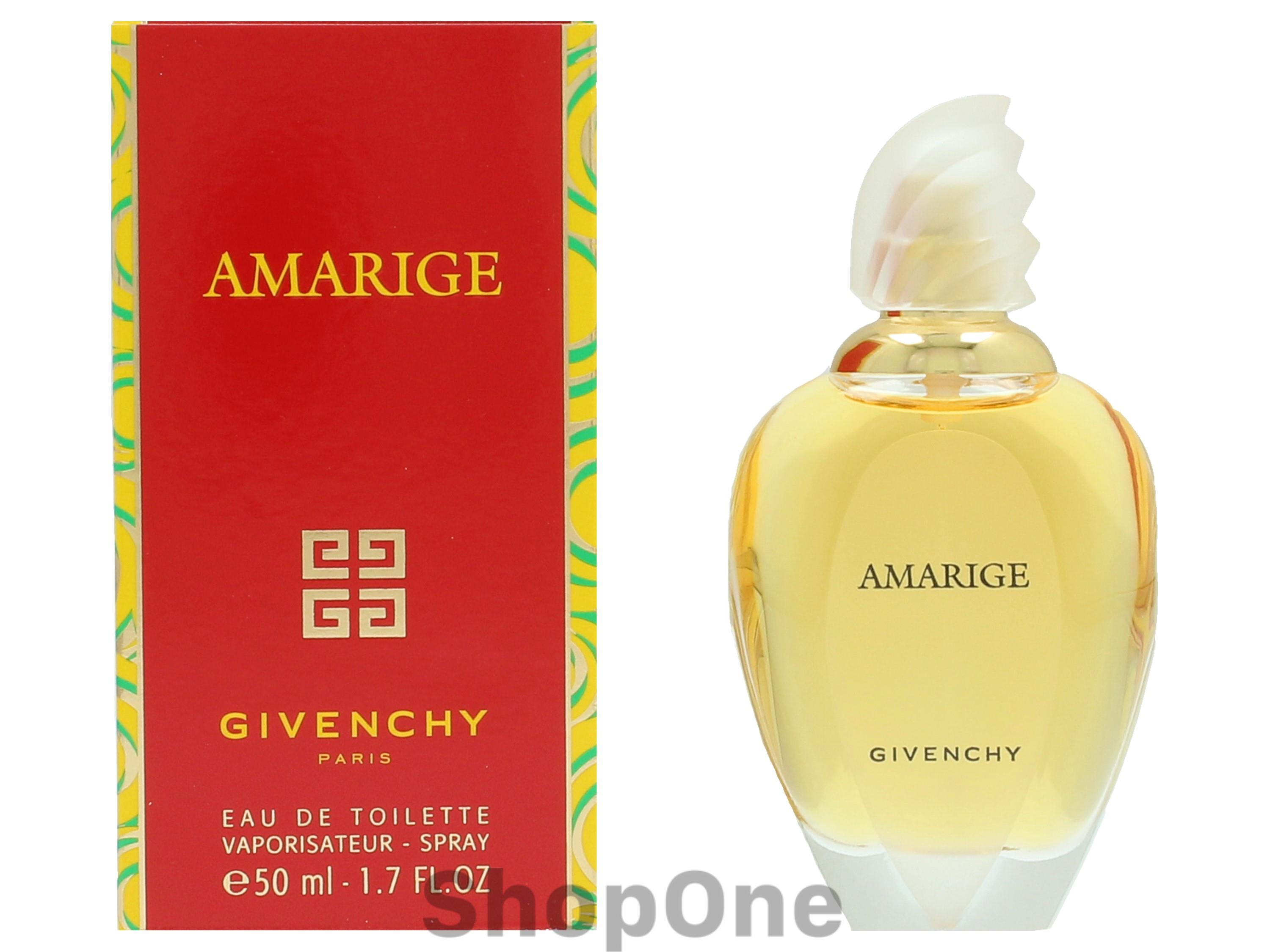 Image of   Amarige Edt Spray 50 ml fra Givenchy