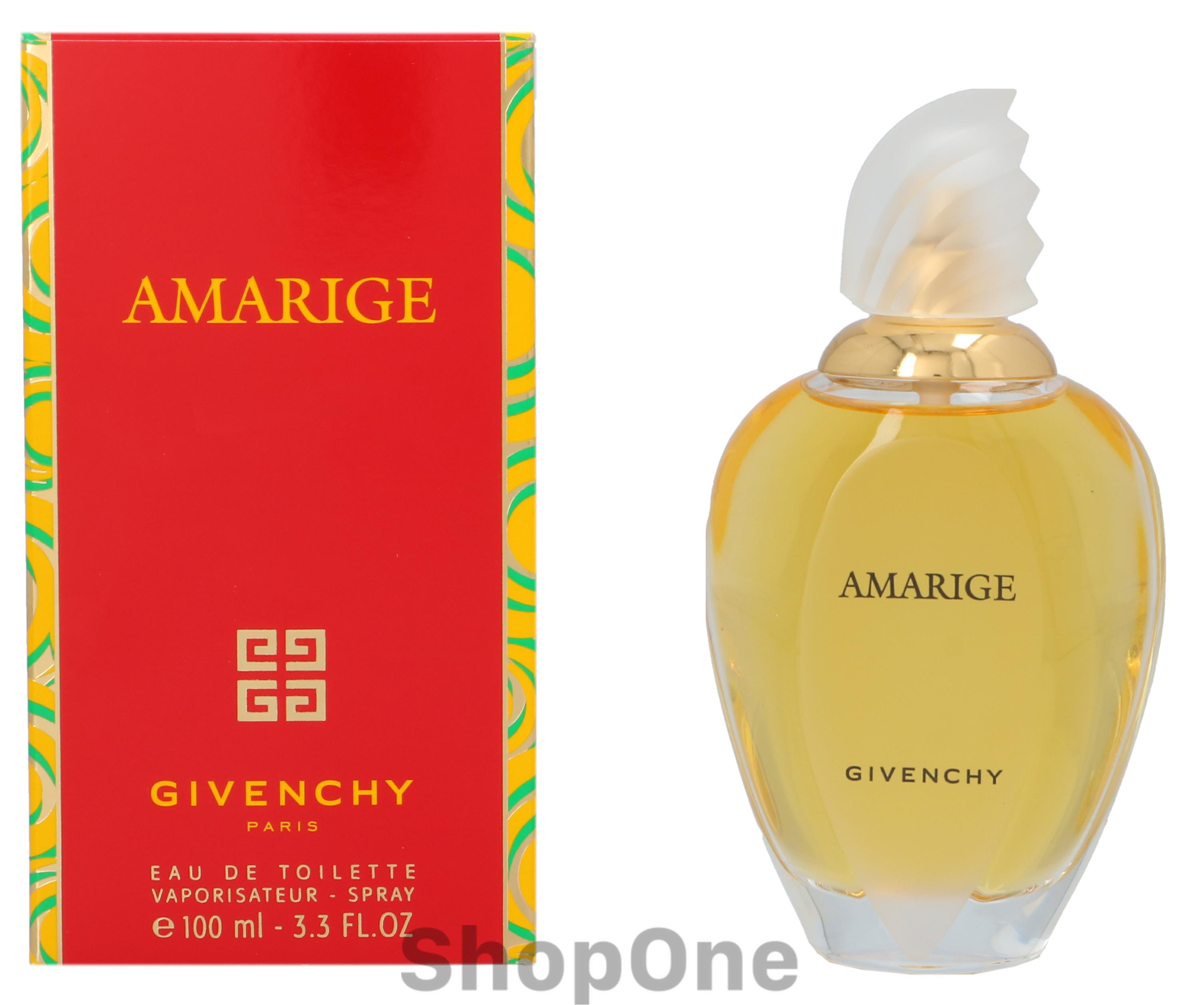 Image of   Amarige Edt Spray 100 ml fra Givenchy