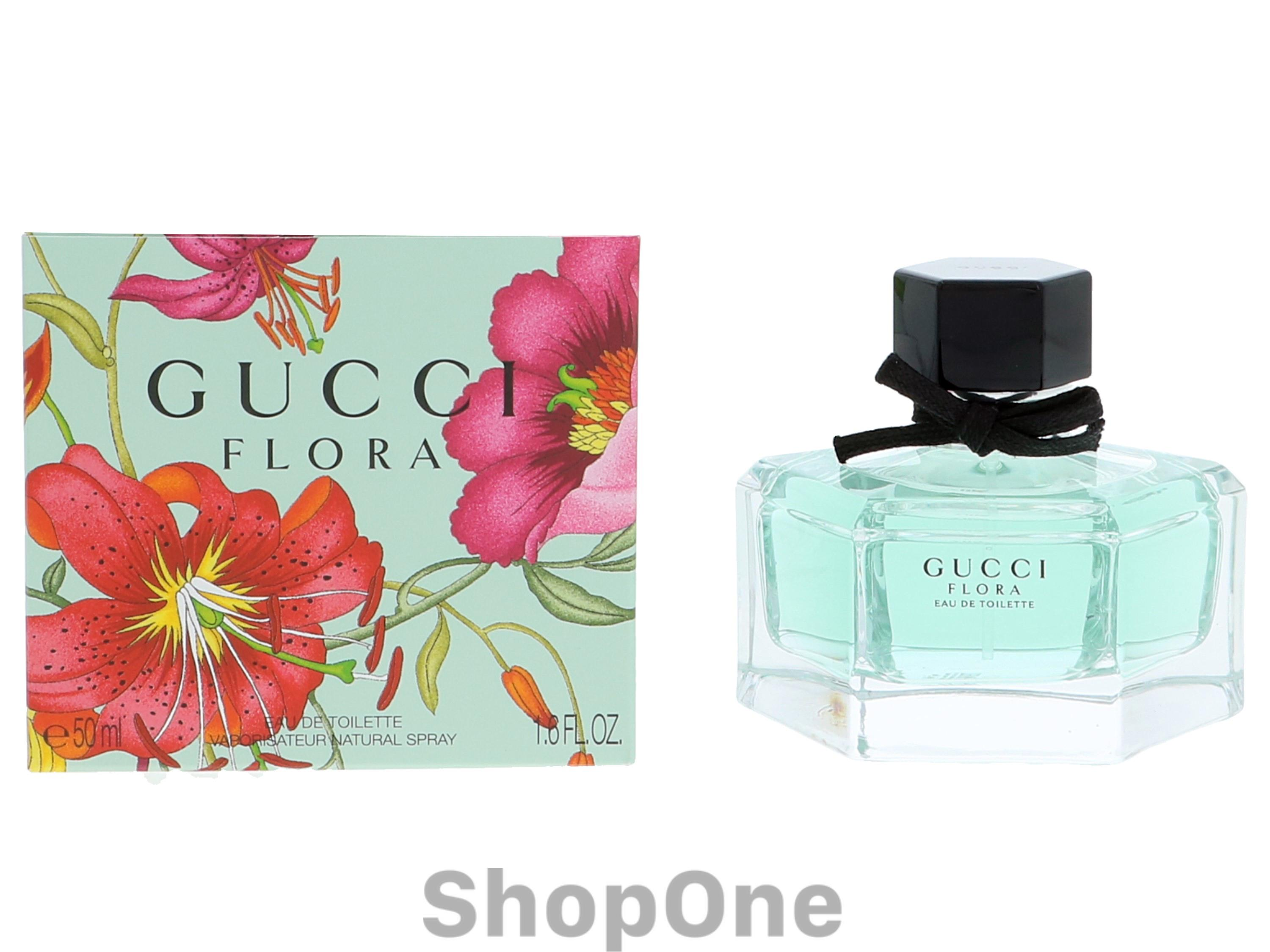 Image of   Flora Edt Spray 50 ml fra Gucci