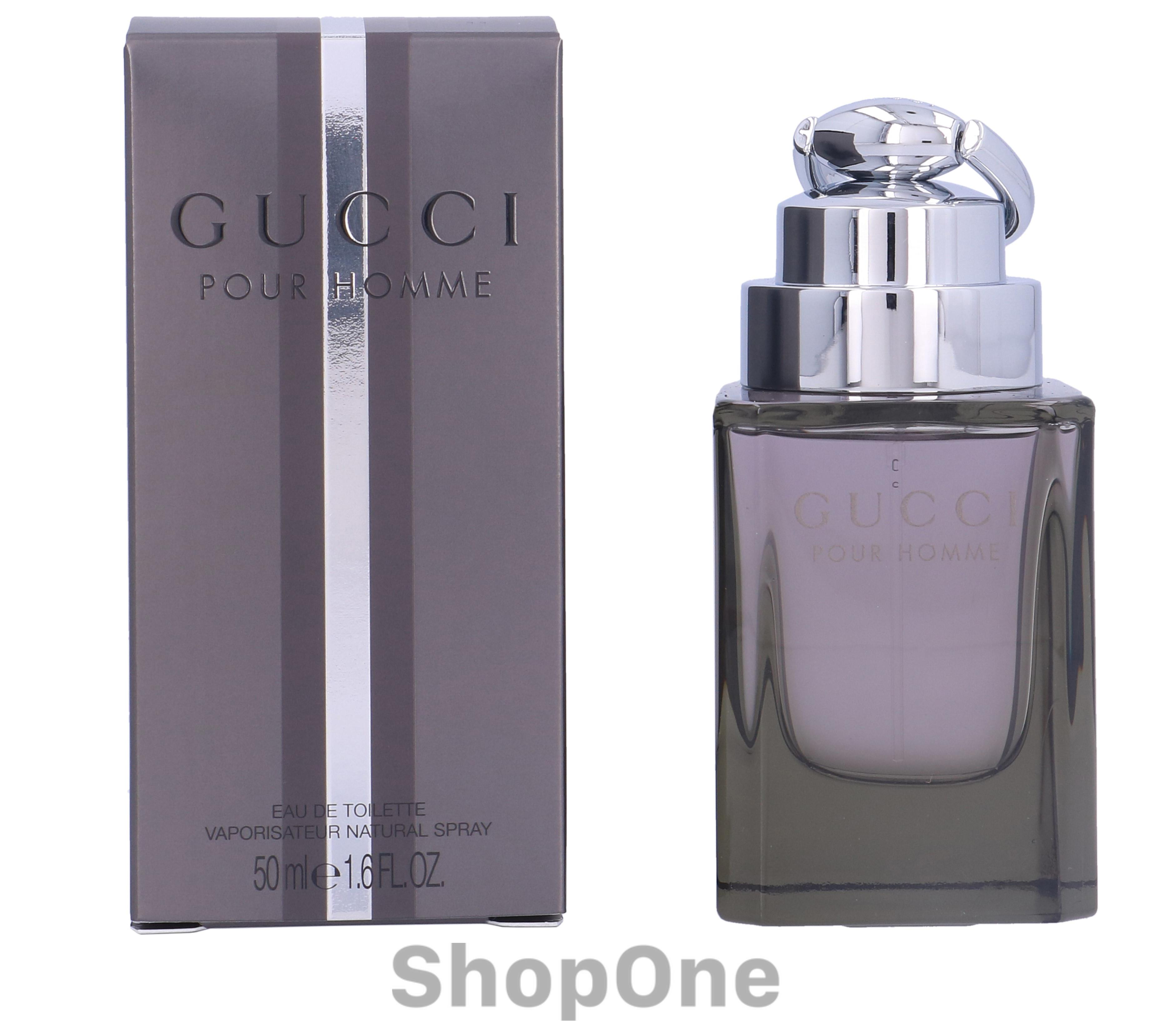 Image of   By Gucci Pour Homme Edt Spray 50 ml fra Gucci
