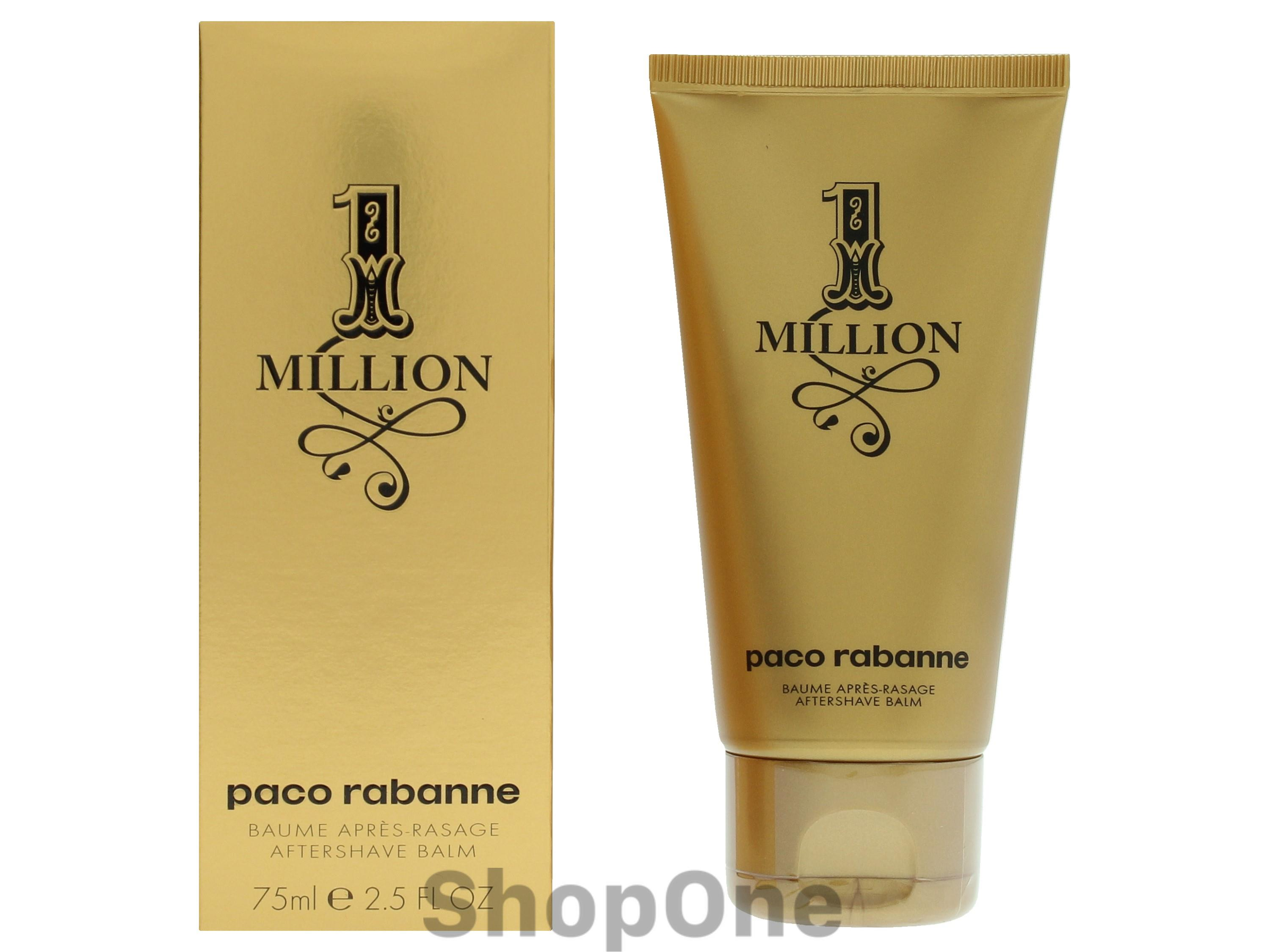 Image of   1 Million After Shave Balm 75 ml fra Paco Rabanne
