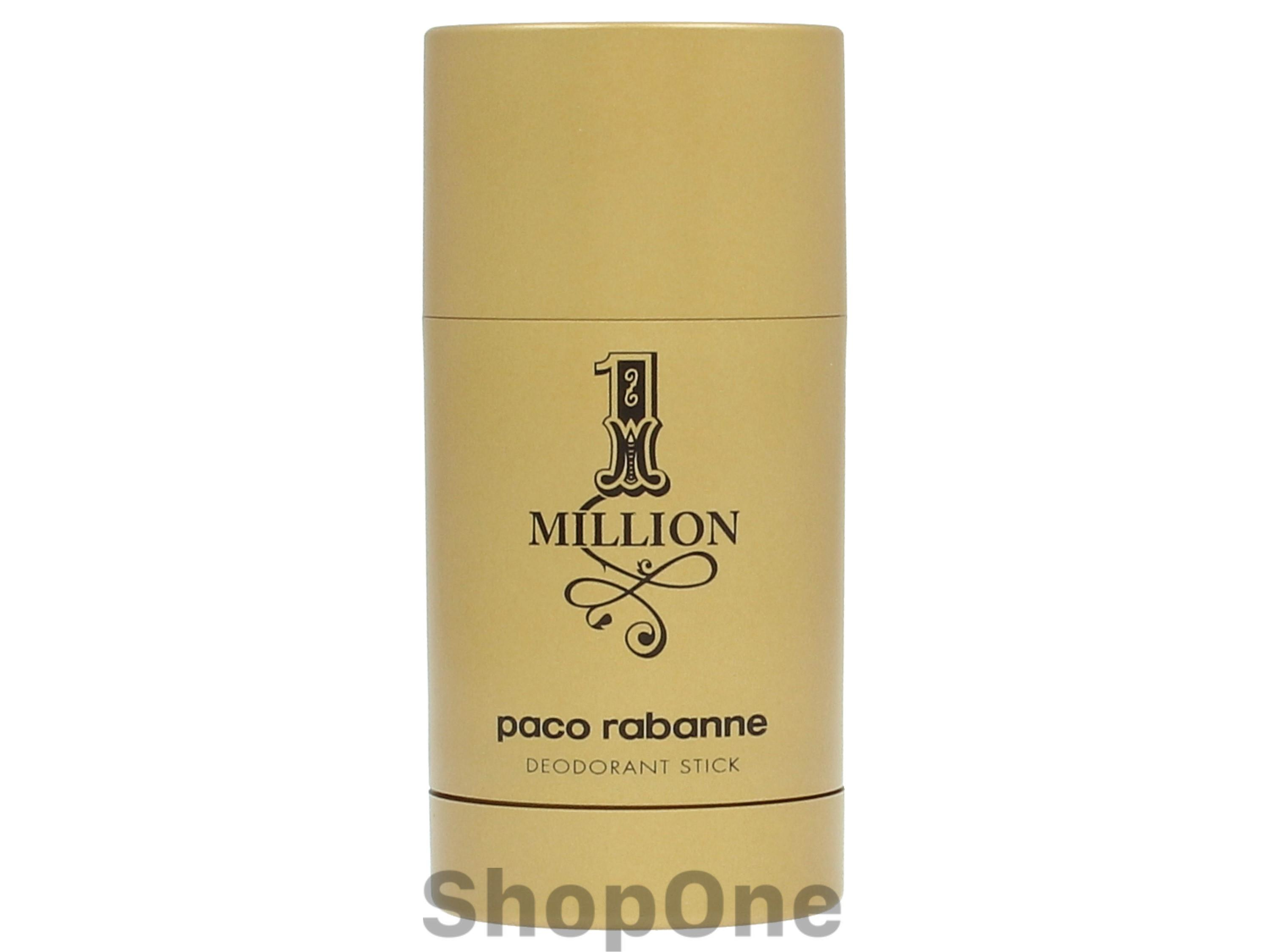 Image of   1 Million Deo Stick 75 ml fra Paco Rabanne