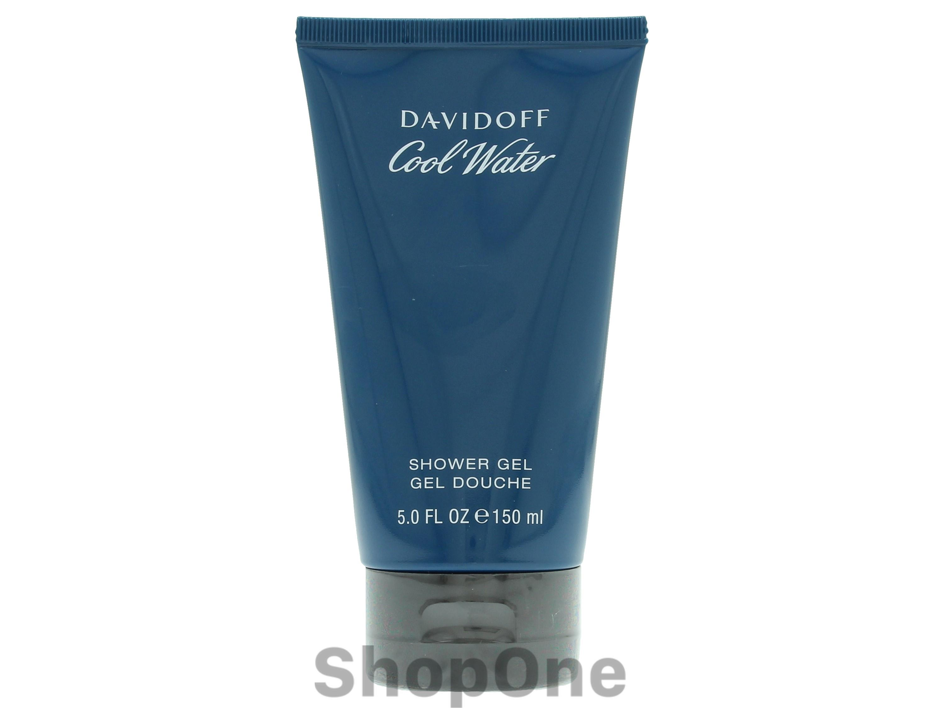 Image of   Cool Water Man Shower Gel 150 ml fra Davidoff