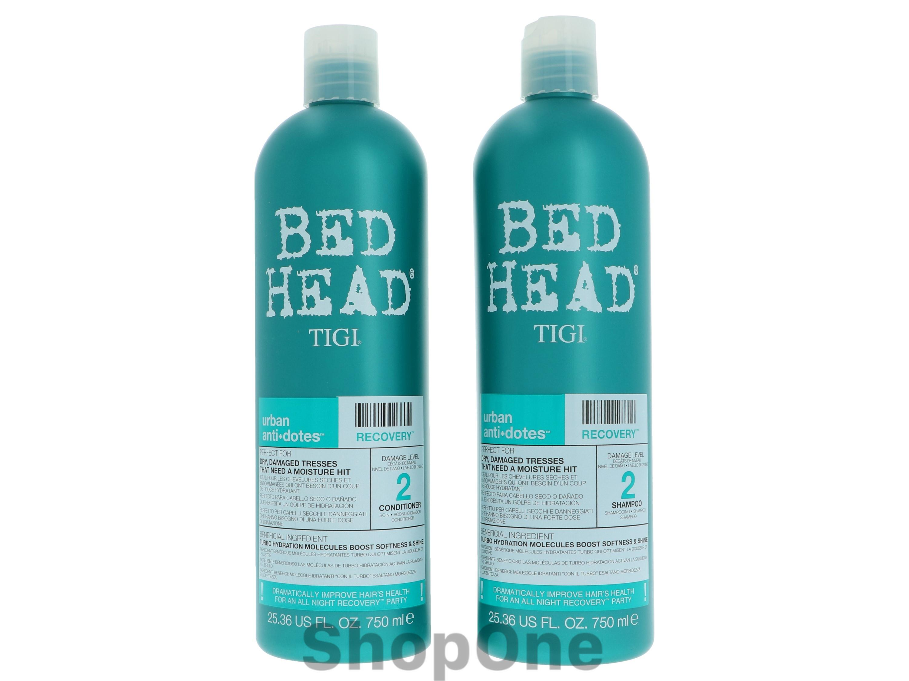 Image of   Bed Head Recovery Tween Set 1500 ml fra TIGI