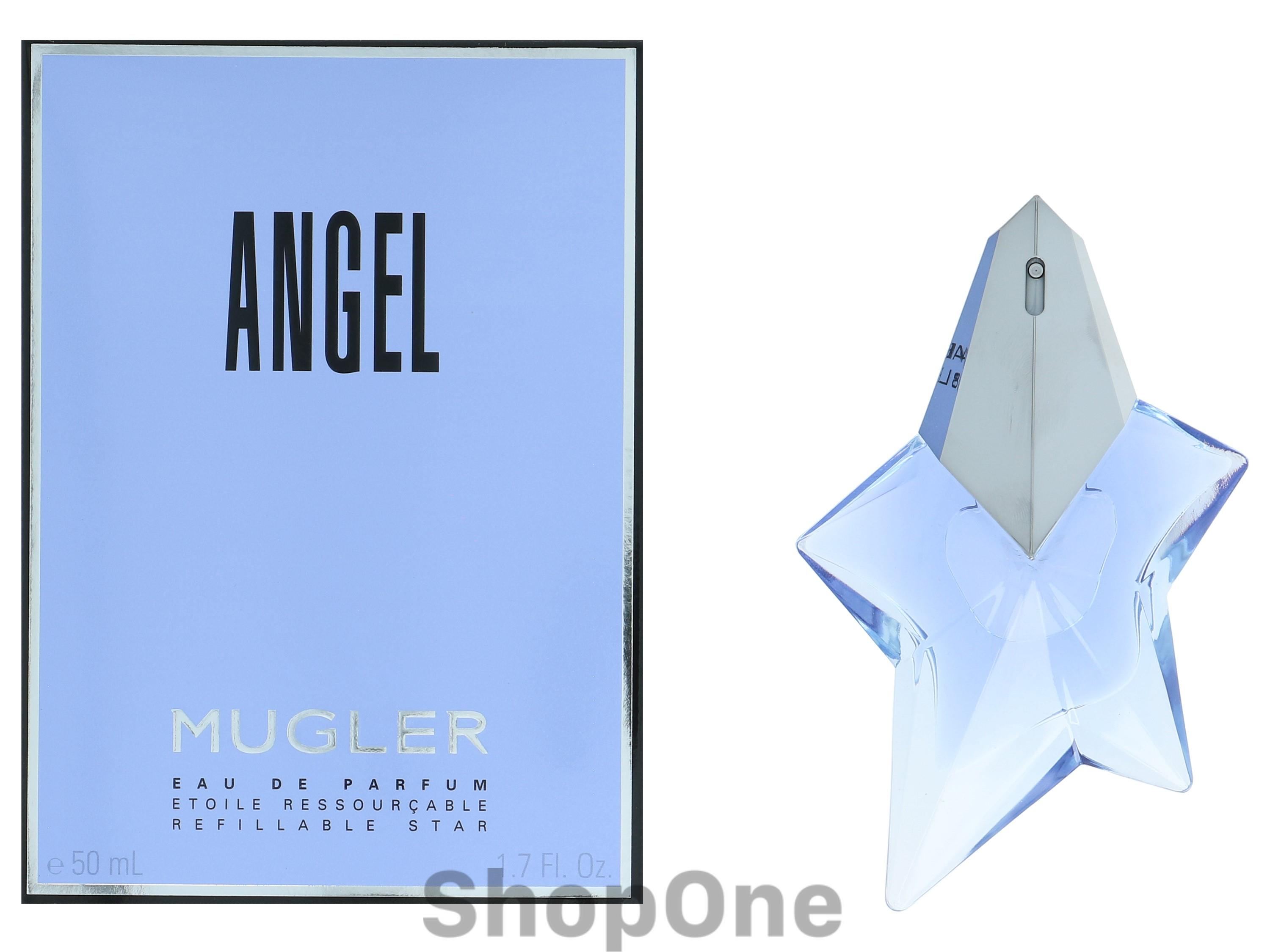 Image of   Angel Edp Refillable 50 ml fra Thierry Mugler