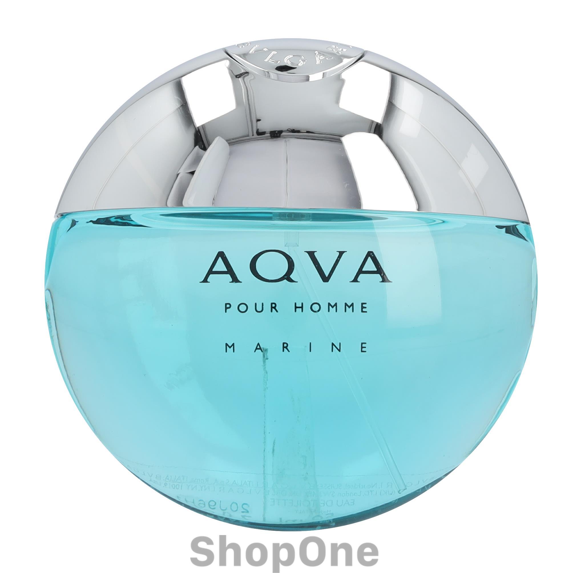 Billede af Bvlgari Aqva Marine Pour Homme Edt Spray 50 ml