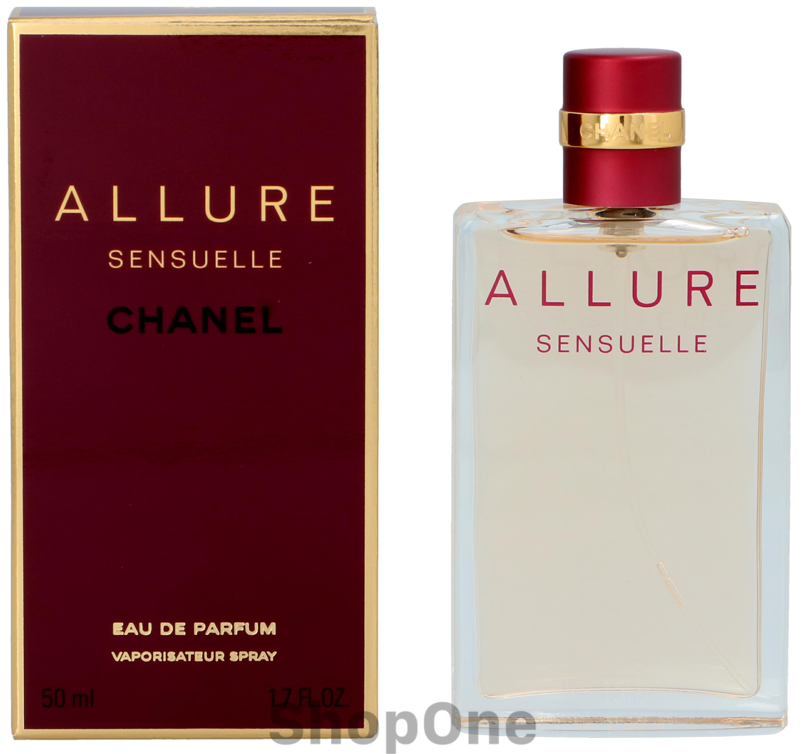 Image of   Allure Sensuelle Edp Spray 50 ml fra Chanel