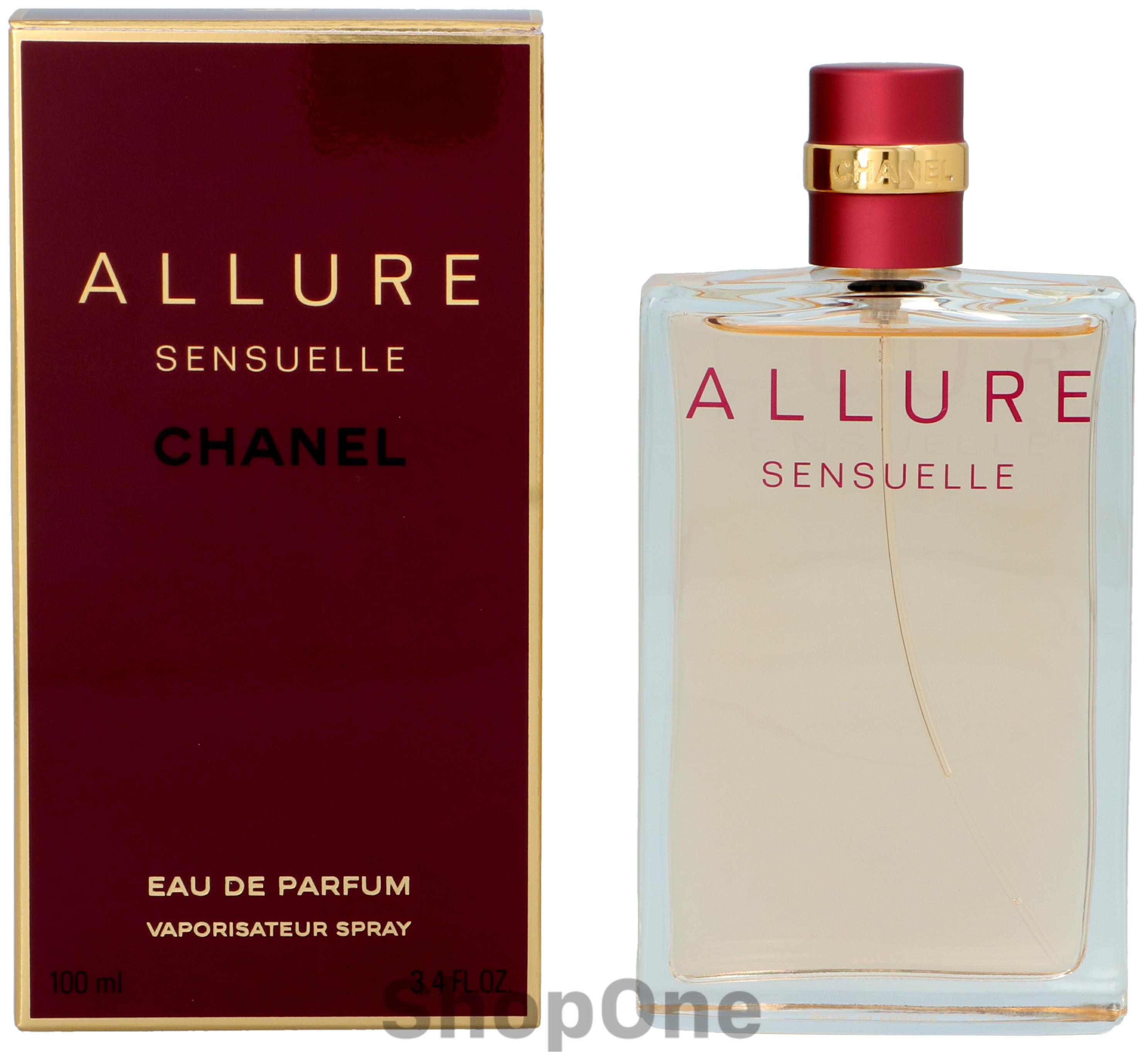 Image of   Allure Sensuelle Edp Spray 100 ml fra Chanel