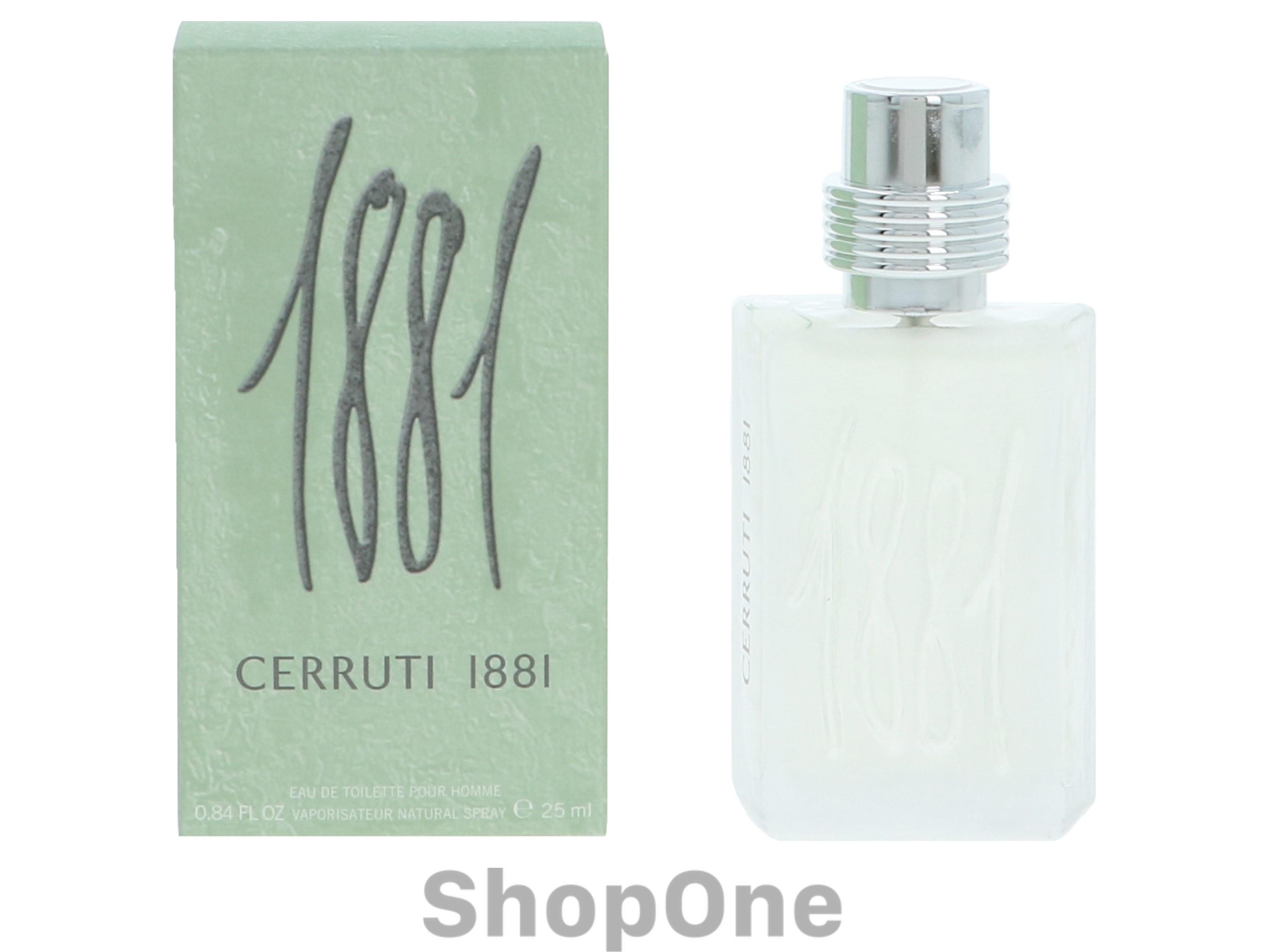 Image of   1881 Pour Homme Edt Spray 25 ml fra Cerruti