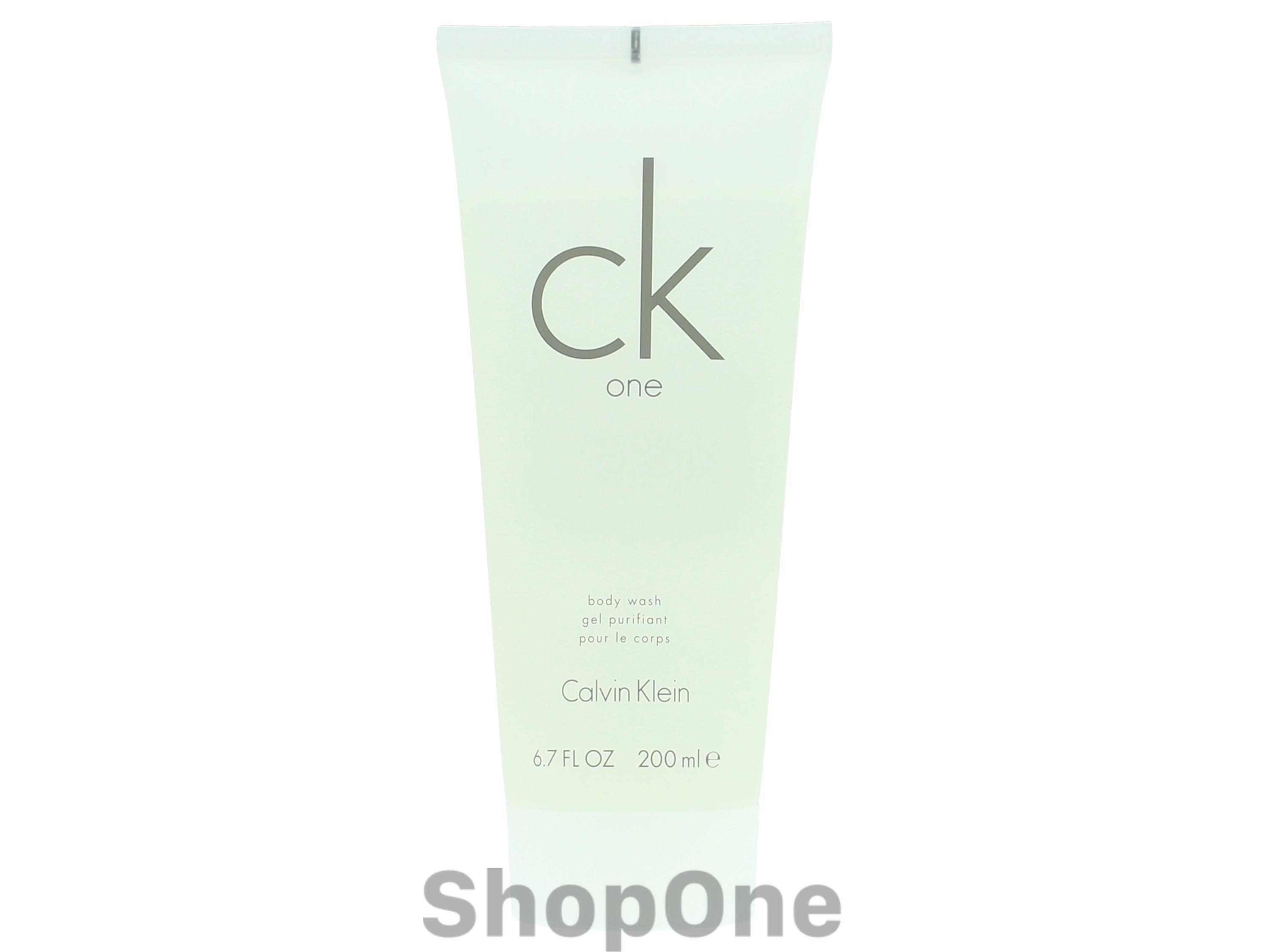 Image of   Ck One Body Wash 200 ml fra Calvin Klein