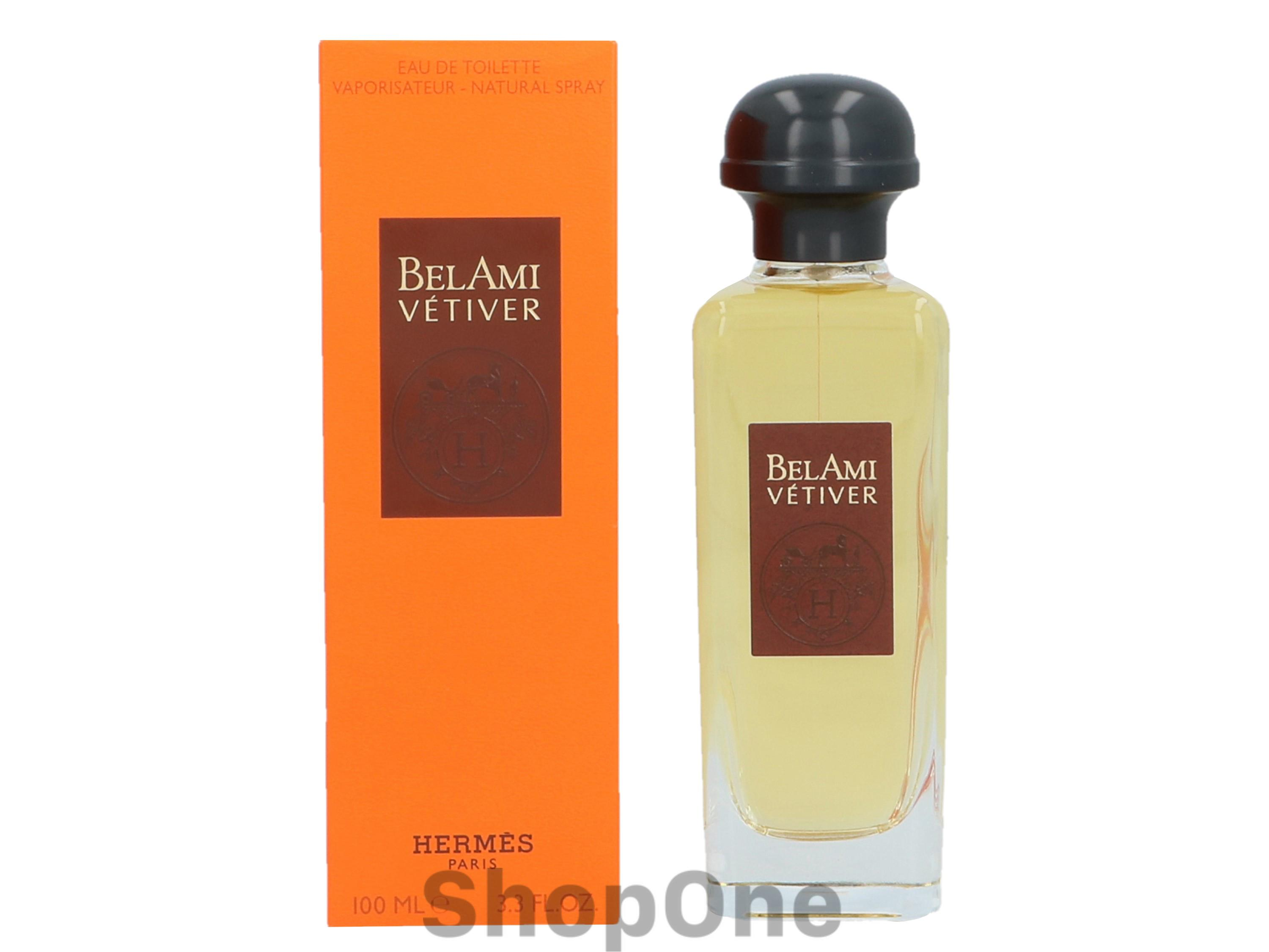 Image of   Bel Ami Edt Spray 100 ml fra Hermes